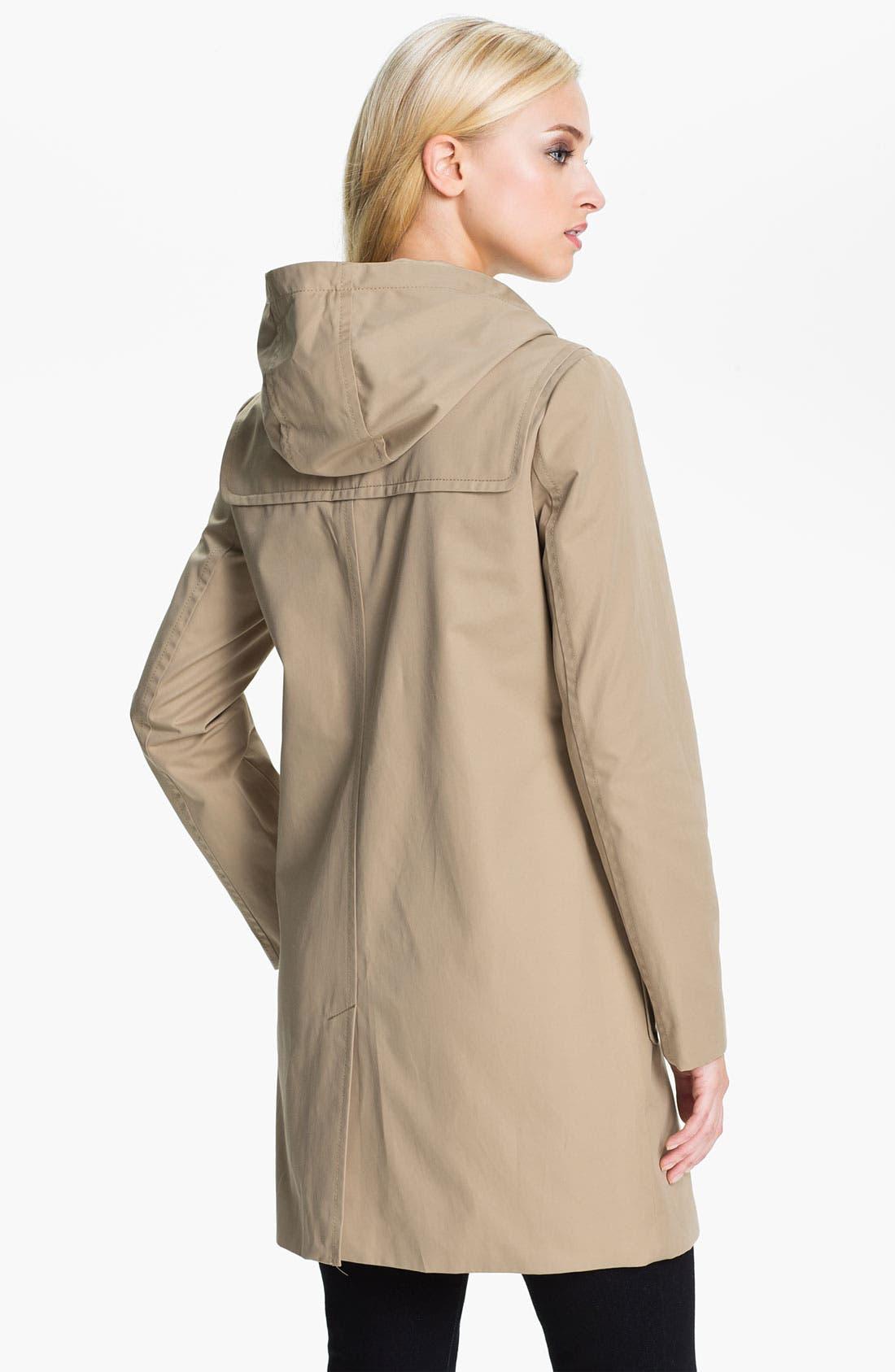 Alternate Image 2  - MICHAEL Michael Kors Toggle Duffle Coat