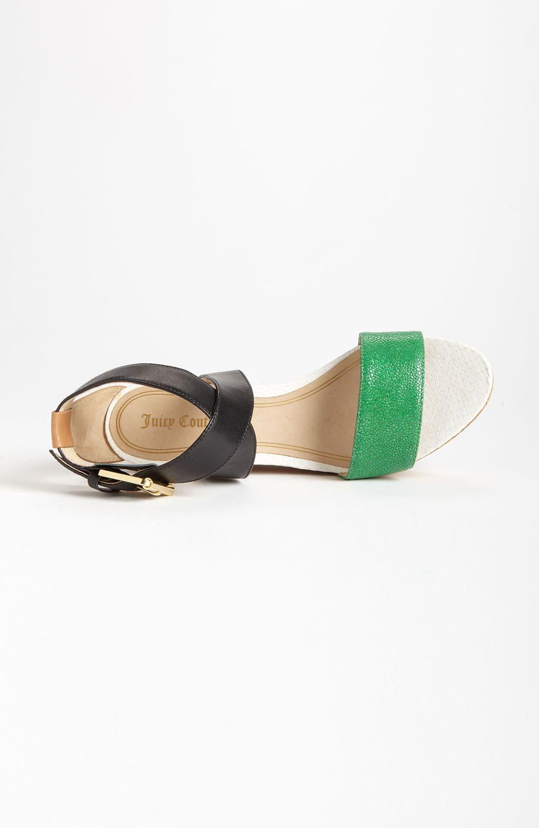 Alternate Image 3  - Juicy Couture 'Forrest' Sandal