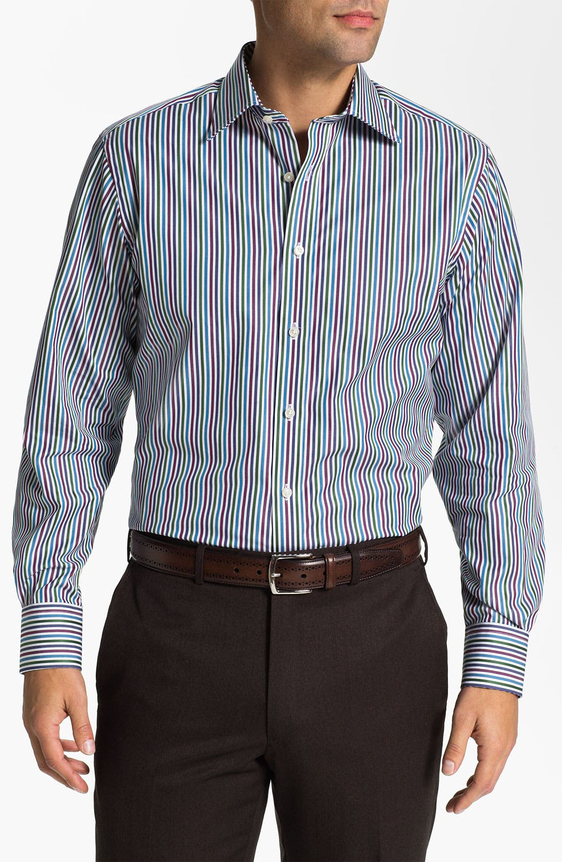 Alternate Image 1 Selected - Maker & Company Regular Fit Sport Shirt (Online Exclusive)