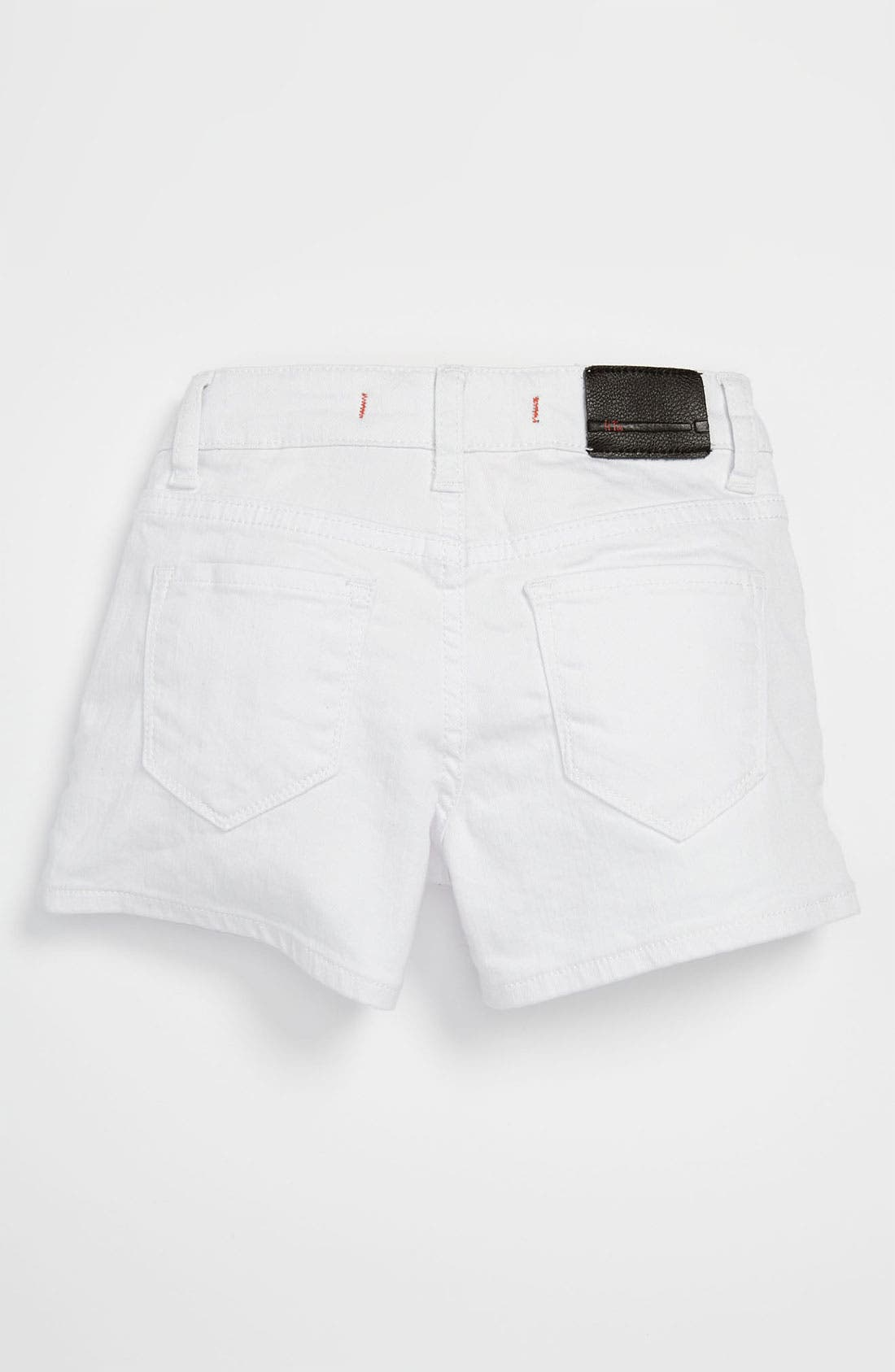 Alternate Image 1 Selected - !iT JEANS Denim Shorts (Big Girls)