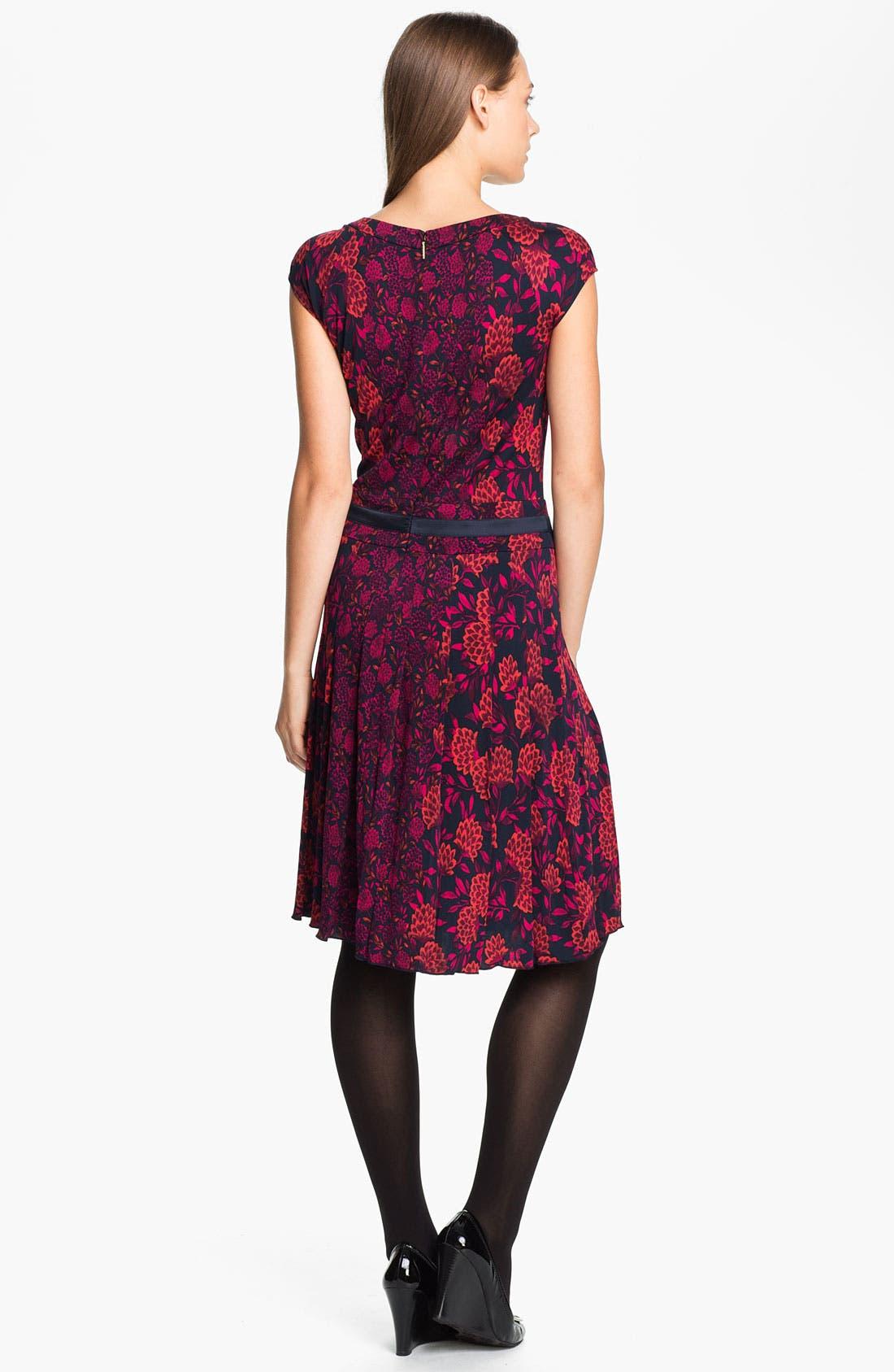 Alternate Image 2  - Tory Burch 'Tamia' Print Blouson Dress