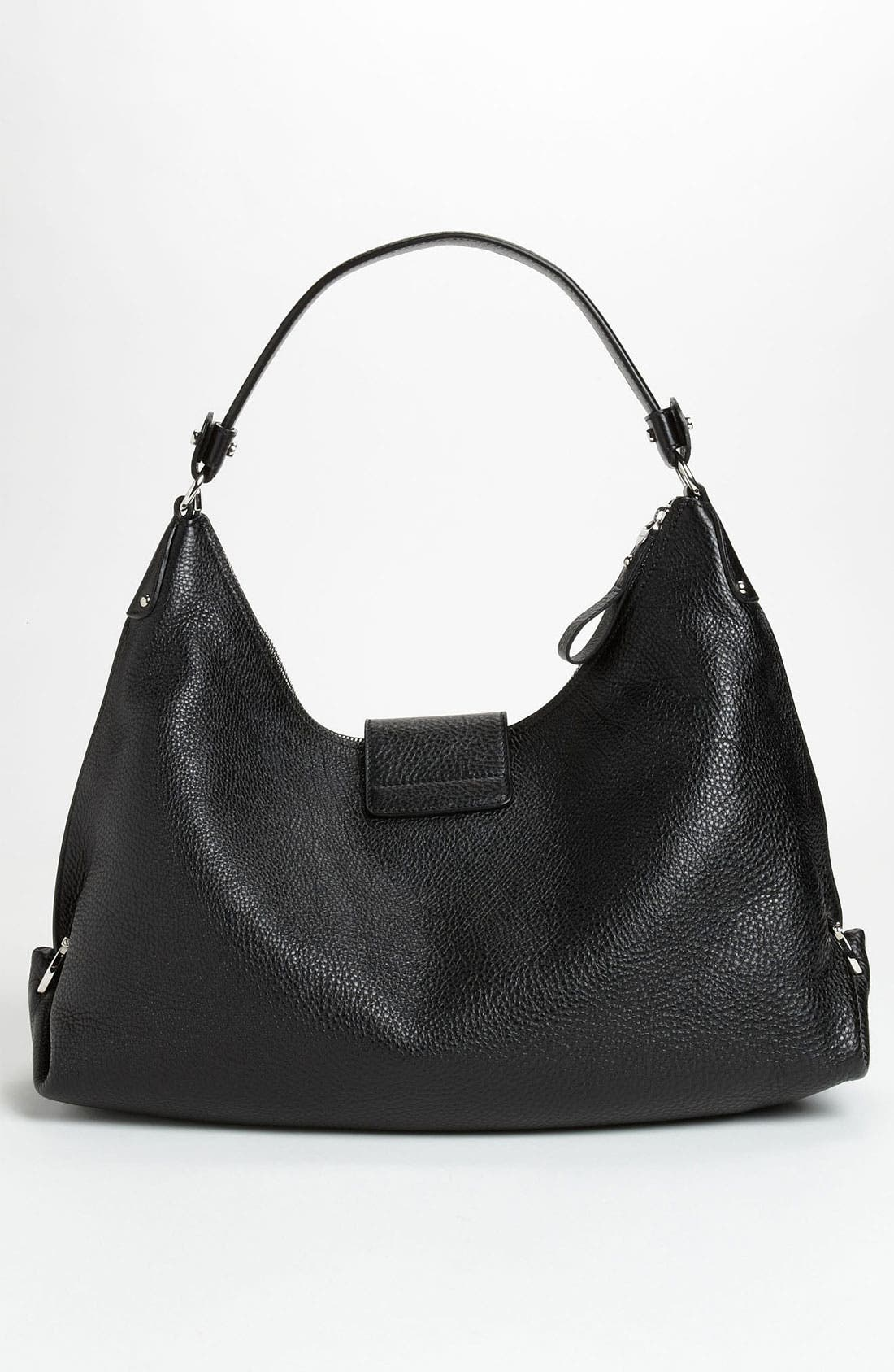 Alternate Image 4  - Salvatore Ferragamo 'New Fanisa' Leather Hobo