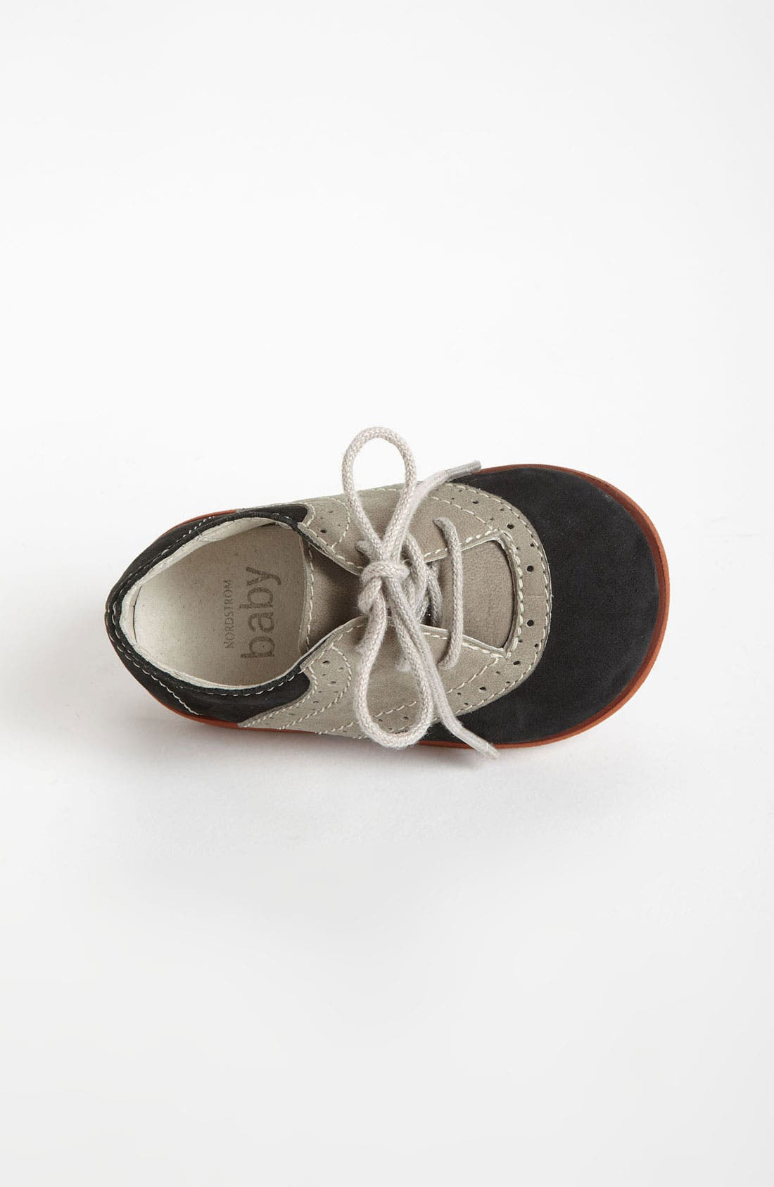 Alternate Image 3  - Nordstrom Baby 'Wesley' Saddle Shoe (Baby)