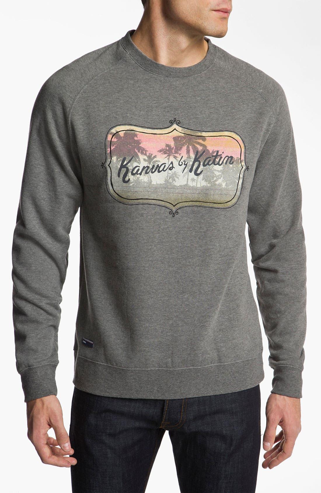 Alternate Image 1 Selected - Katin 'Vintage Panel' Sweatshirt