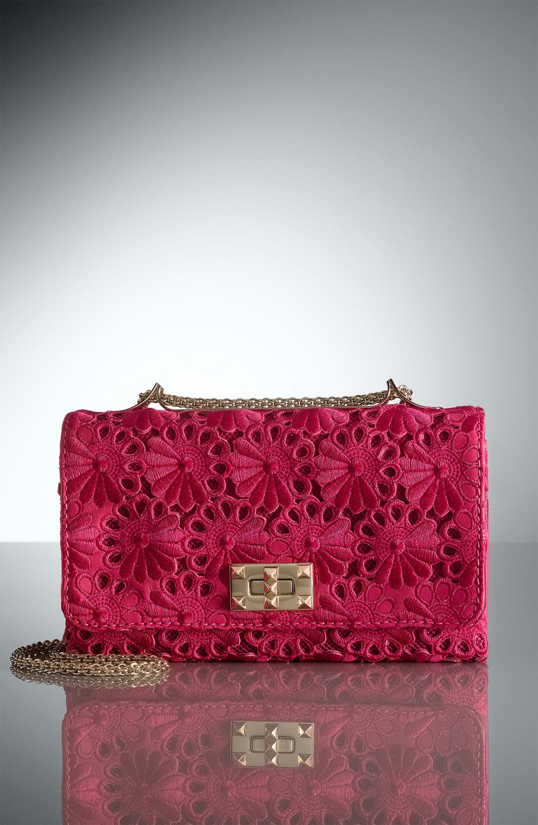 Alternate Image 5  - Valentino 'Girello Flap' Lace Bag
