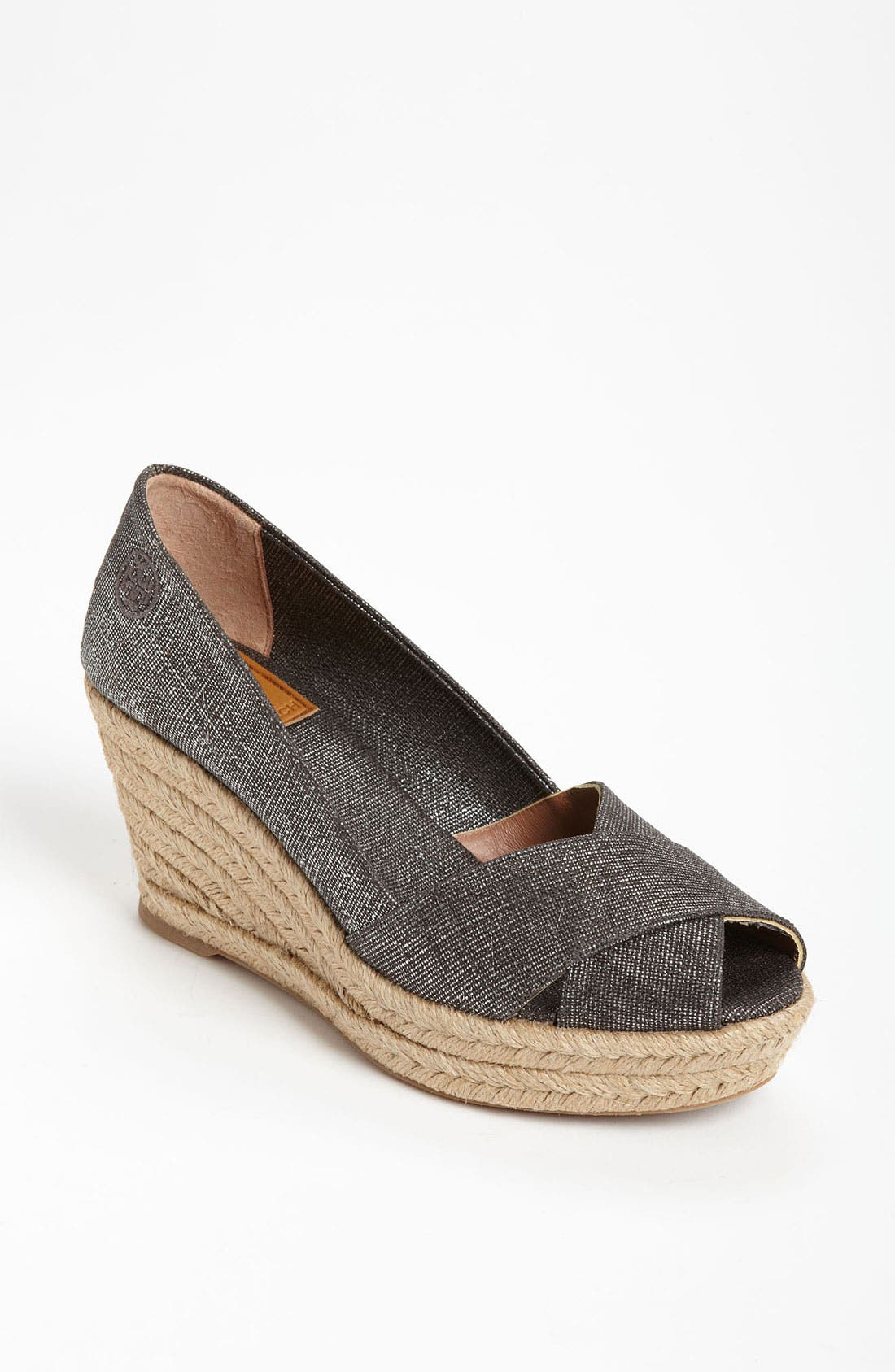 Alternate Image 1 Selected - Tory Burch 'Filipa' Wedge Espadrille
