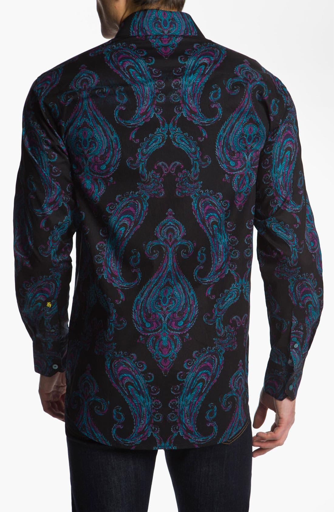 Alternate Image 3  - Robert Graham 'Royal' Sport Shirt