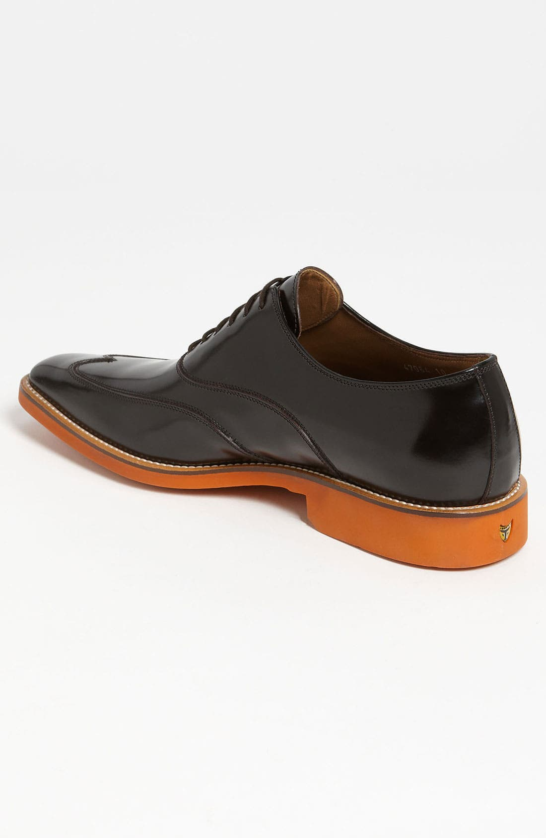 Alternate Image 2  - Michael Toschi 'Luciano' Patent Leather Wingtip