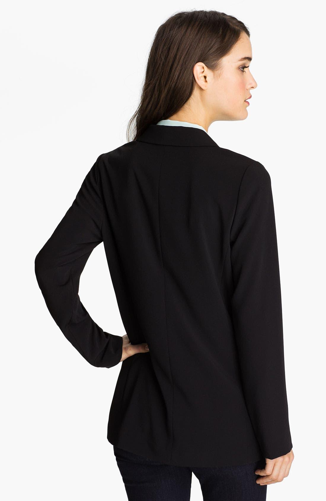 Alternate Image 2  - Trouvé One-Button Menswear Blazer