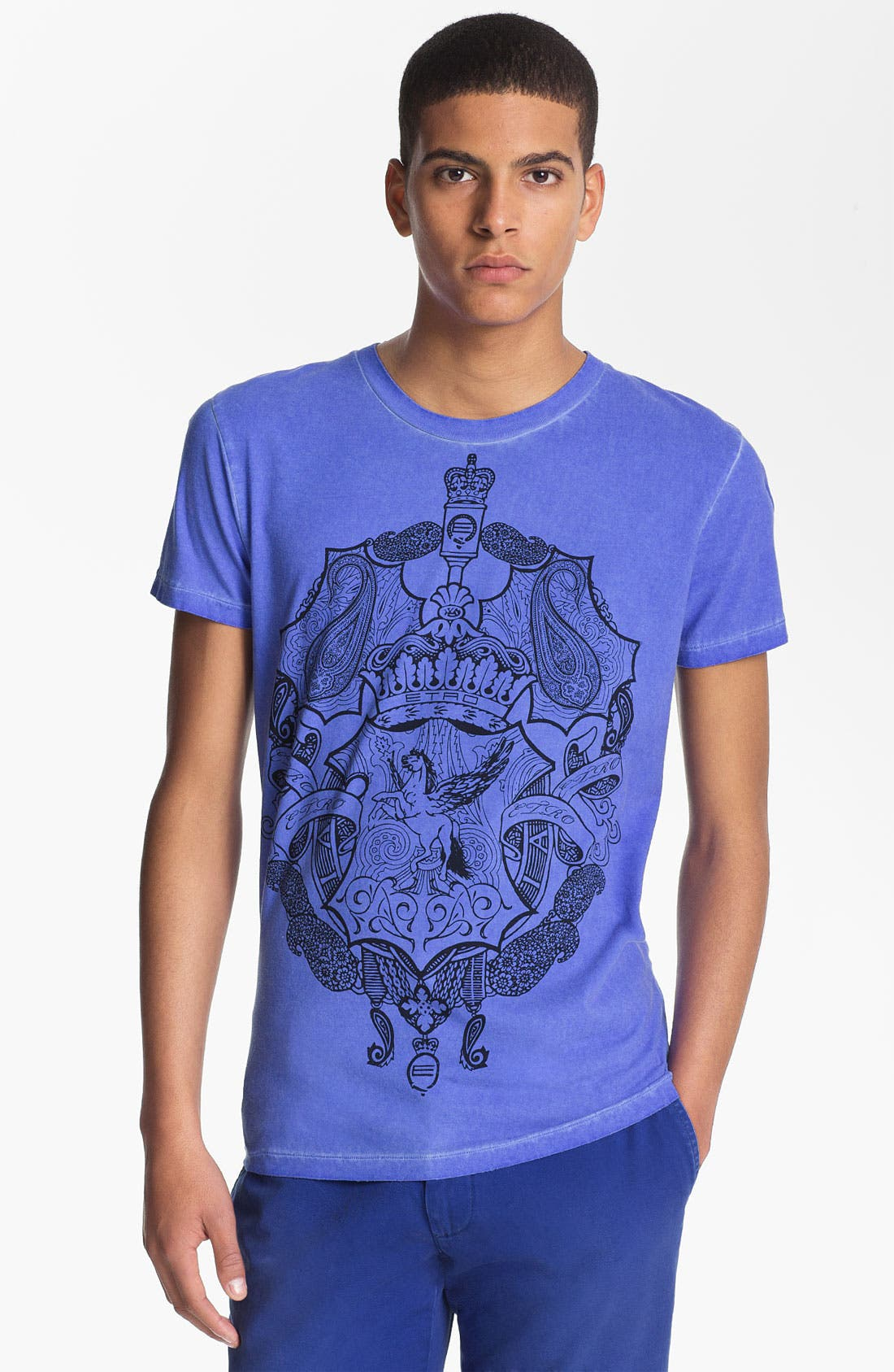 Alternate Image 1 Selected - Etro 'Stampata' Graphic T-Shirt