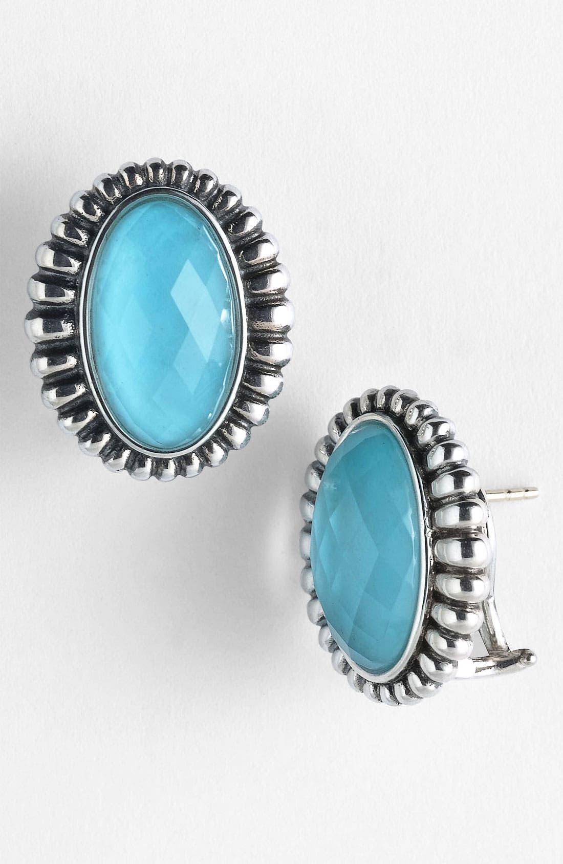 Alternate Image 1 Selected - Lagos Fluted Earrings