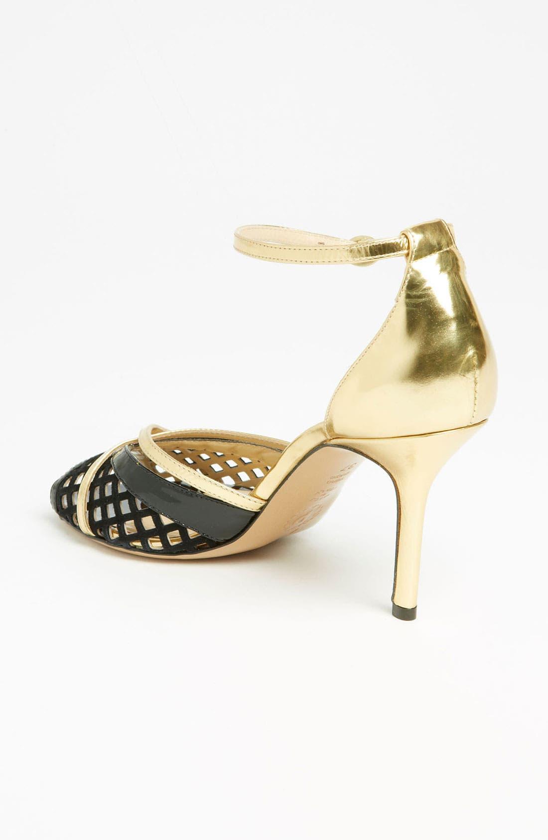 Alternate Image 2  - Pollini Open Toe High Sandal