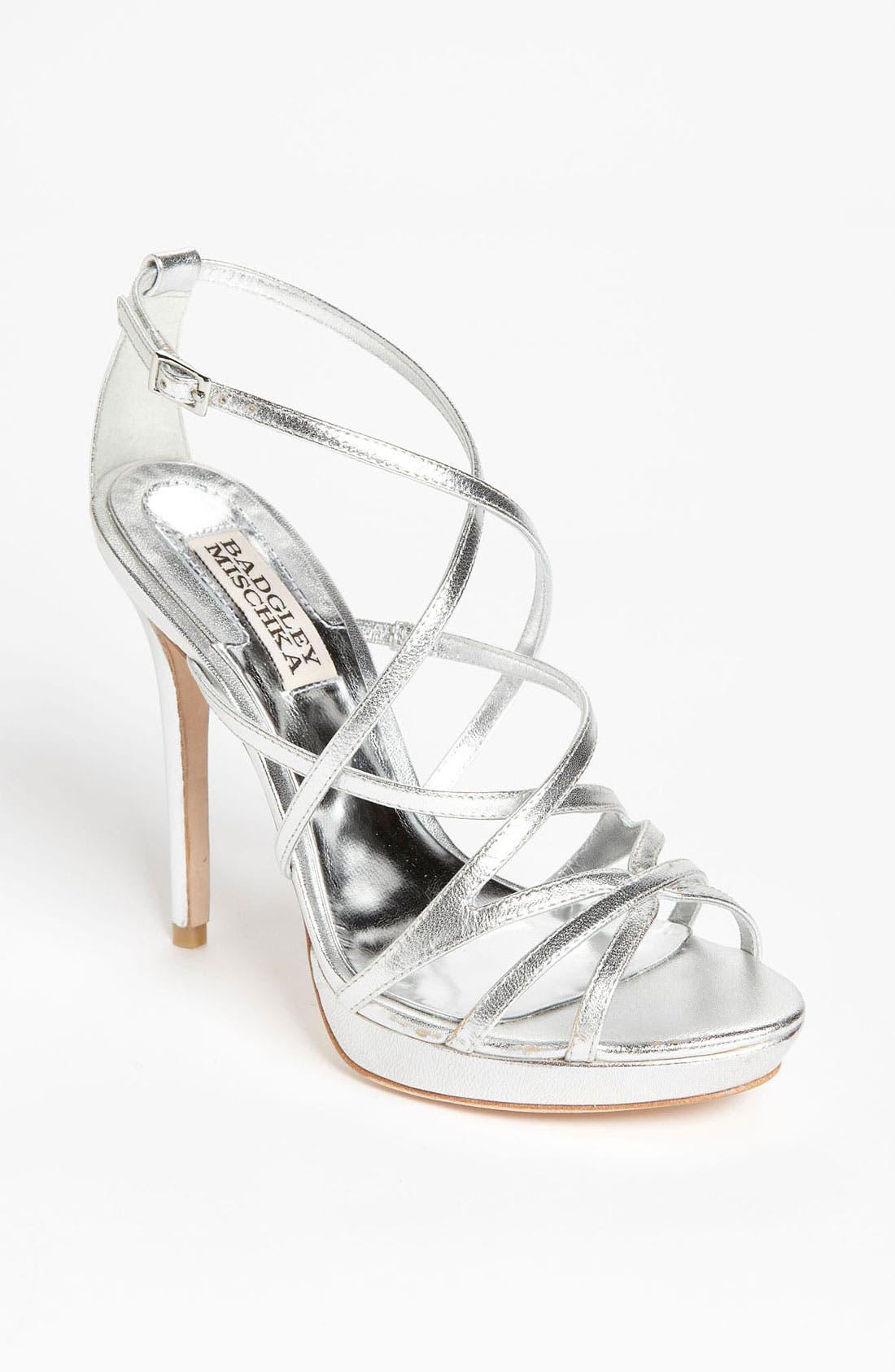 Main Image - Badgley Mischka 'Adonis II' Sandal