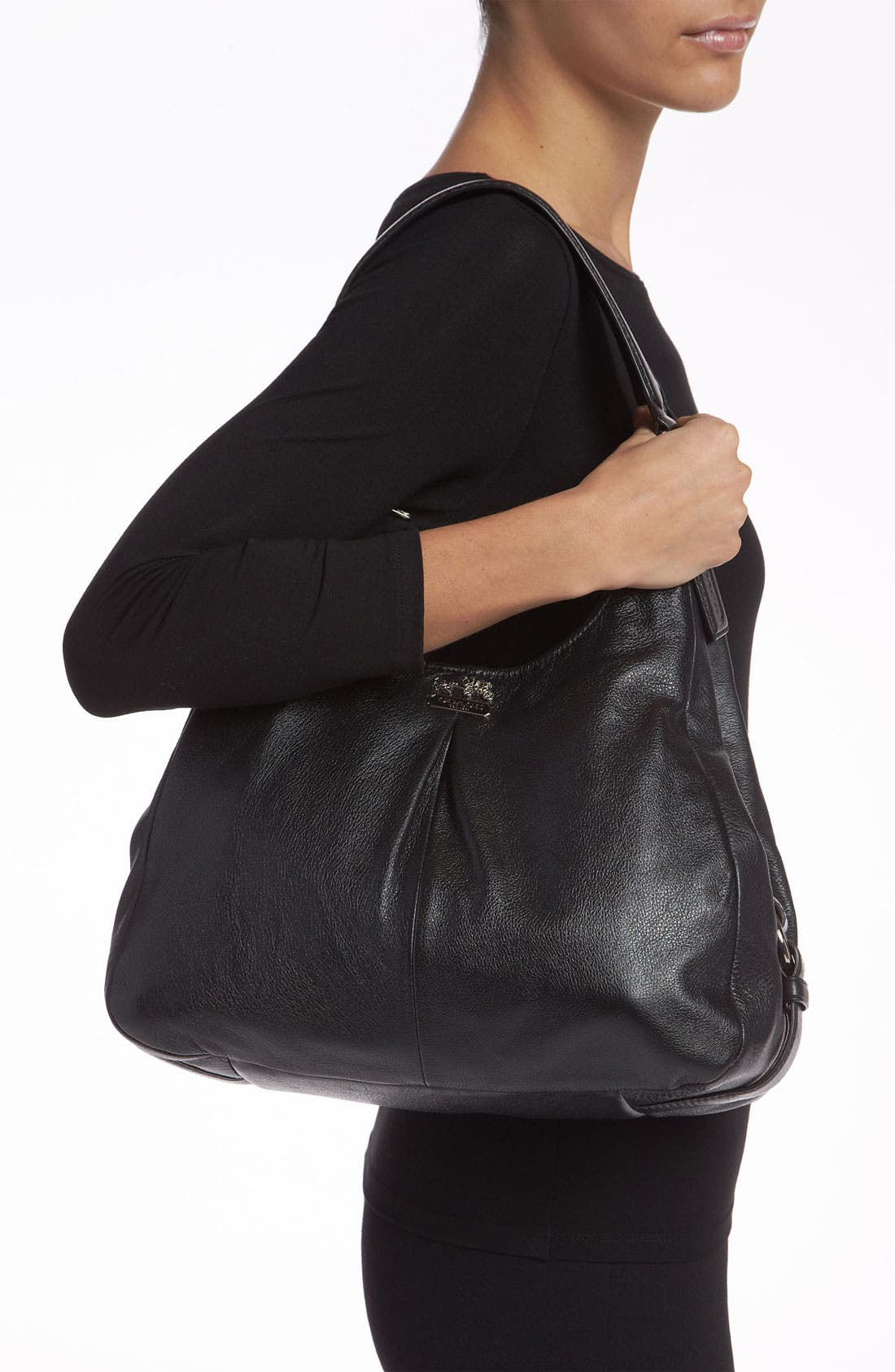 Alternate Image 2  - COACH 'Madison - Maggie' Leather Hobo