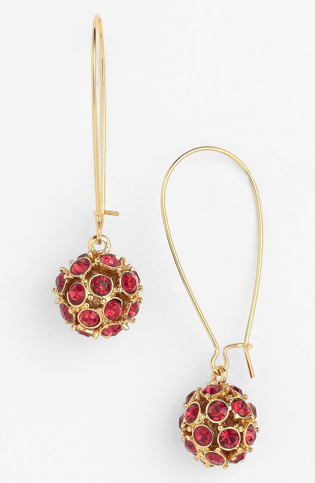 Alternate Image 1 Selected - kate spade new york drop earrings