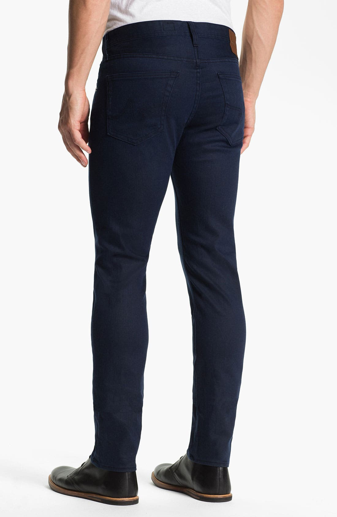 Alternate Image 2  - AG 'Dylan' Skinny Fit Jeans (Perry) (Online Only)