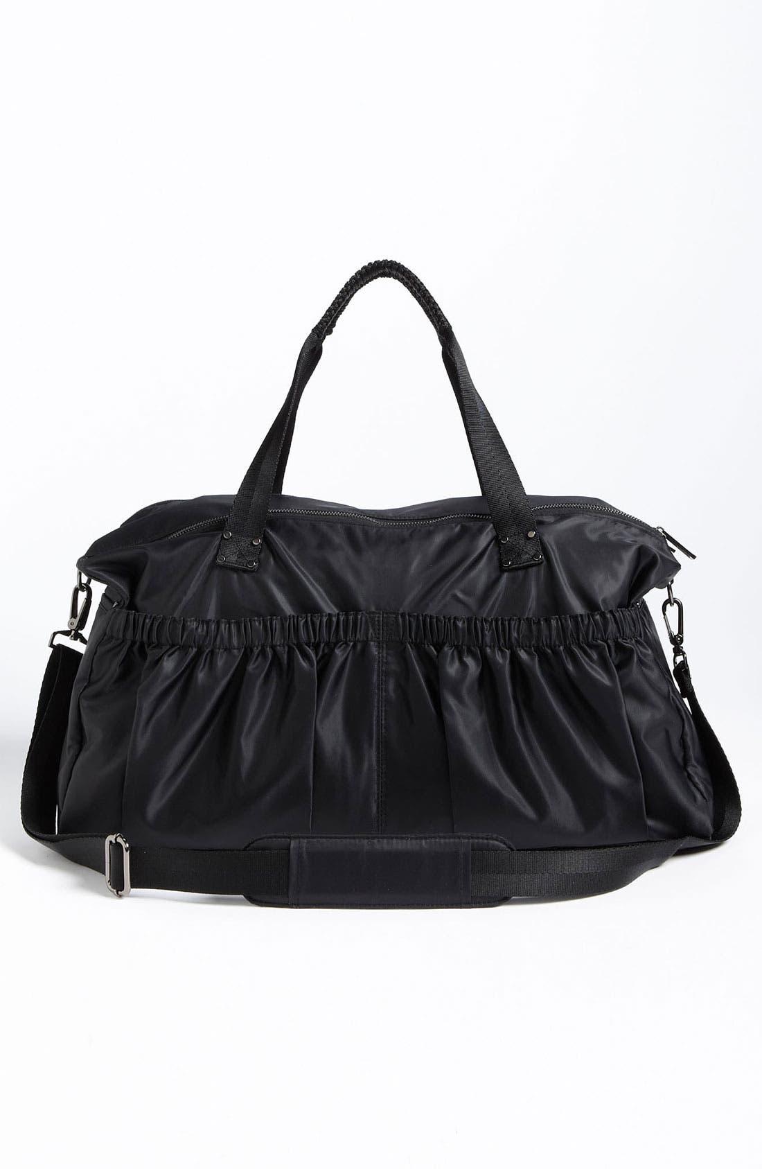 Alternate Image 4  - Zella Pocketed Duffel Bag