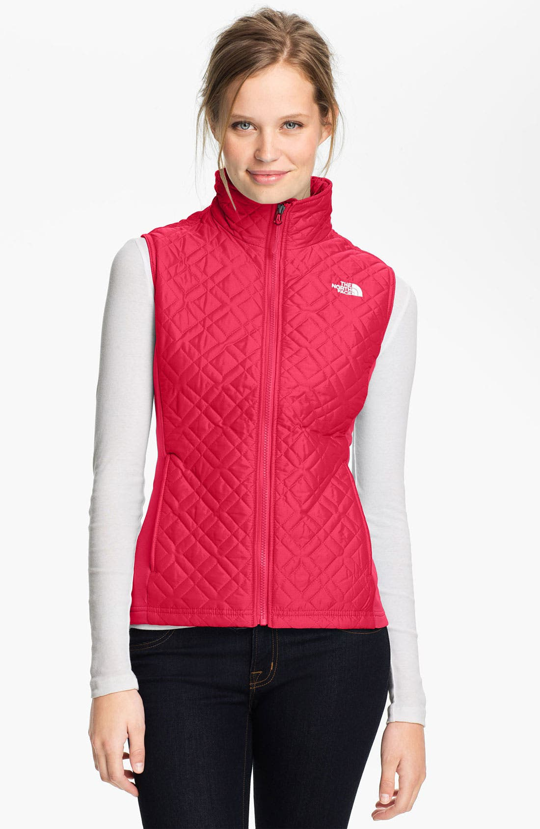 Alternate Image 1 Selected - The North Face 'Kosmo' Quilted Vest
