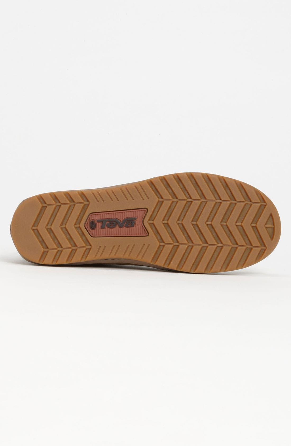 Alternate Image 4  - Teva 'Cedar Canyon' Chukka Boot (Online Only)