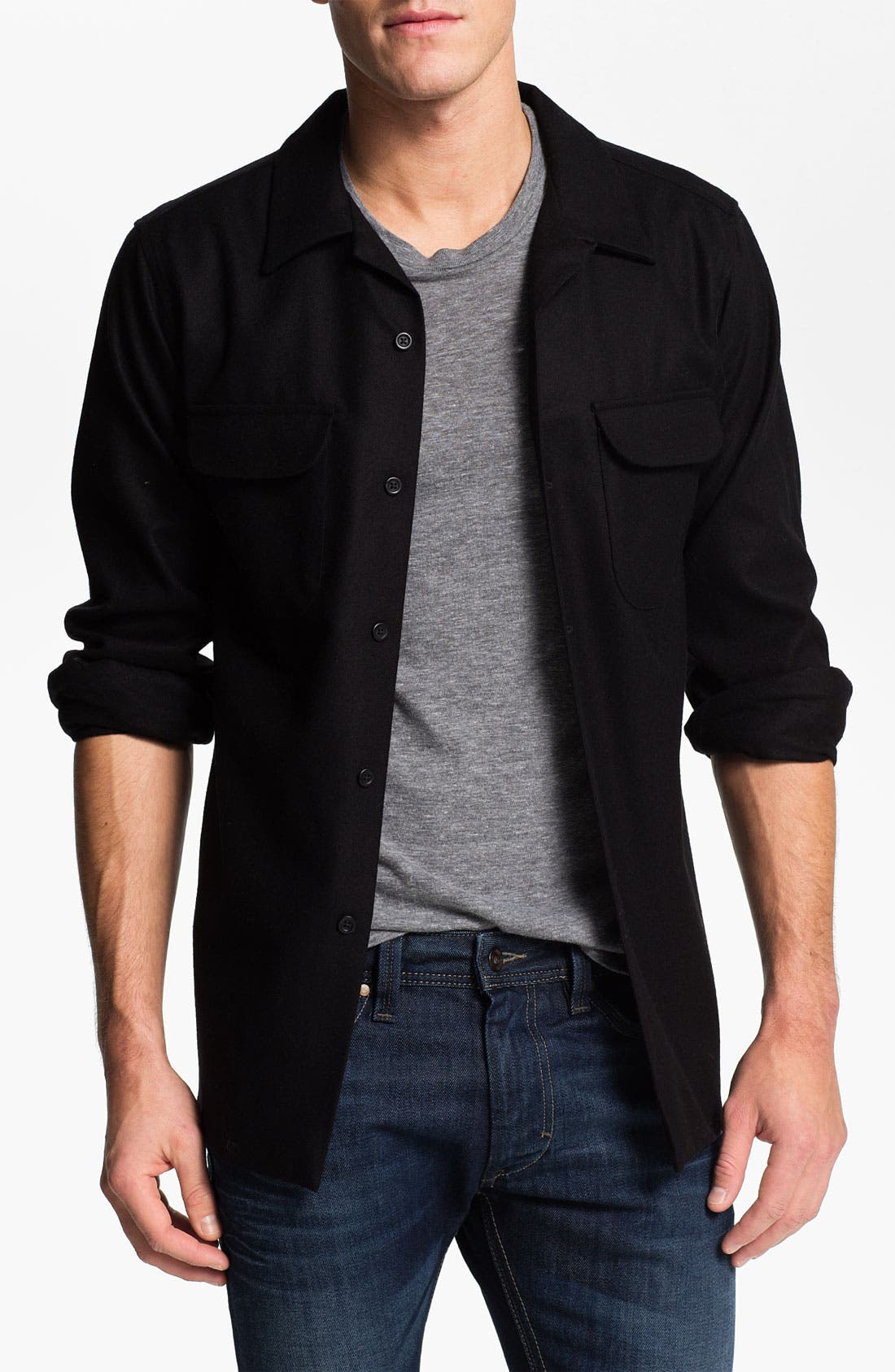 Alternate Image 1 Selected - Pendleton 'Board' Plaid Flannel Shirt