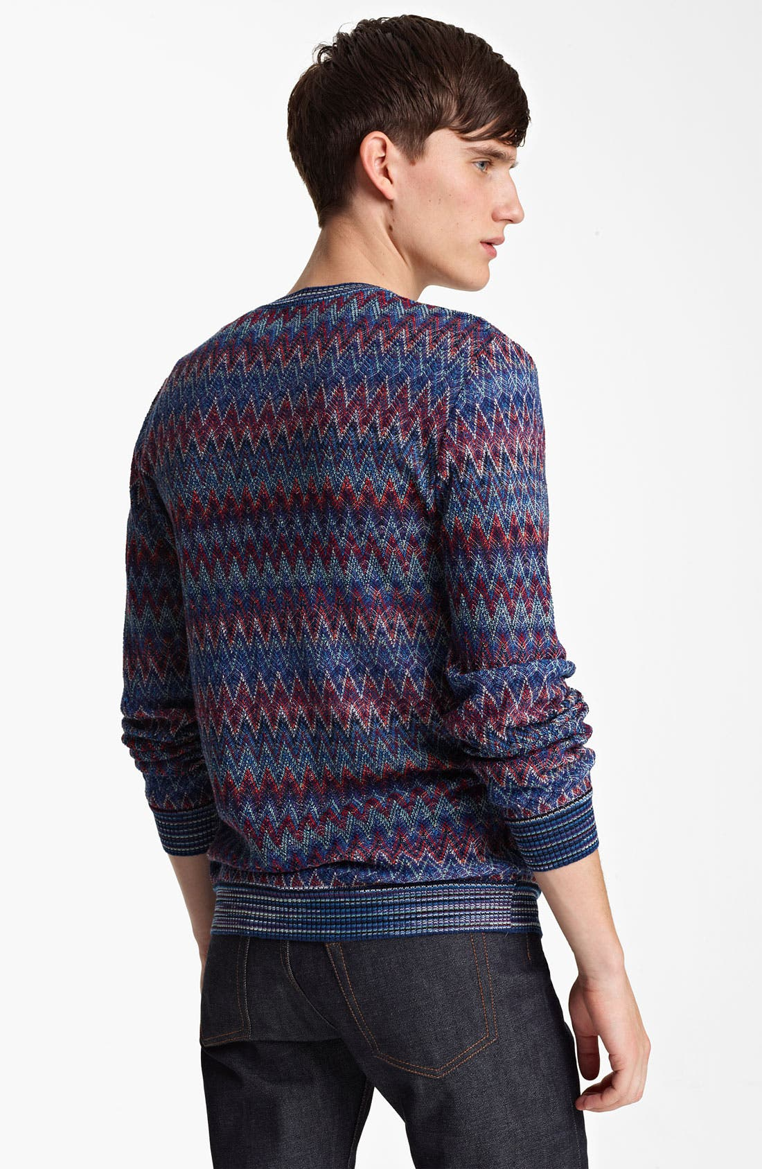Alternate Image 2  - Missoni Zigzag Pattern Cardigan