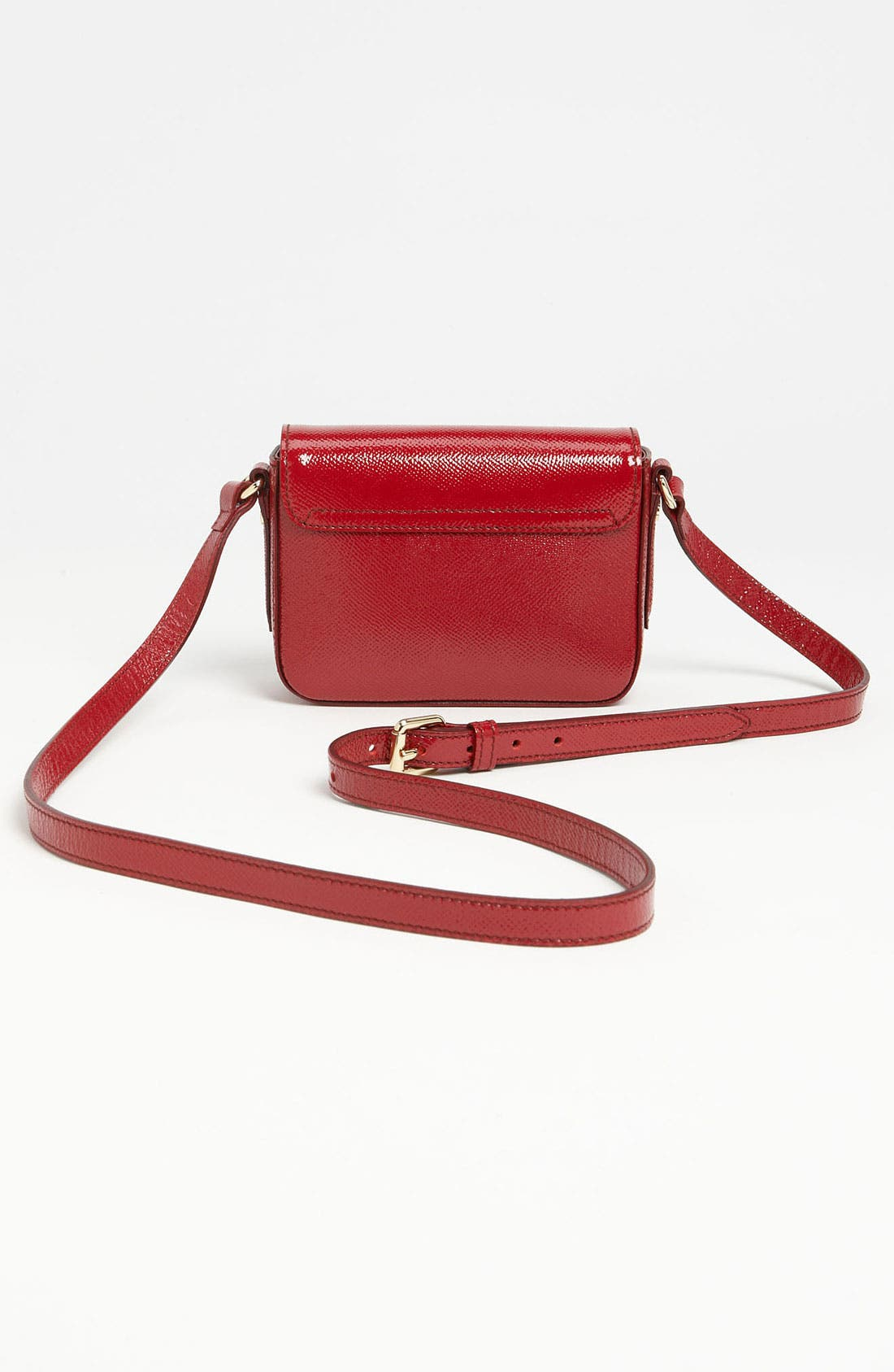 Alternate Image 4  - Burberry 'Ladies London' Leather Crossbody Bag