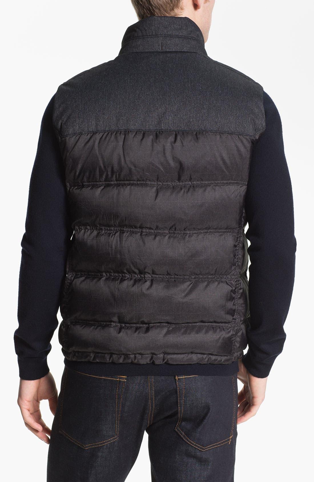 Alternate Image 2  - BOSS Black 'Darnom' Quilted Down Vest