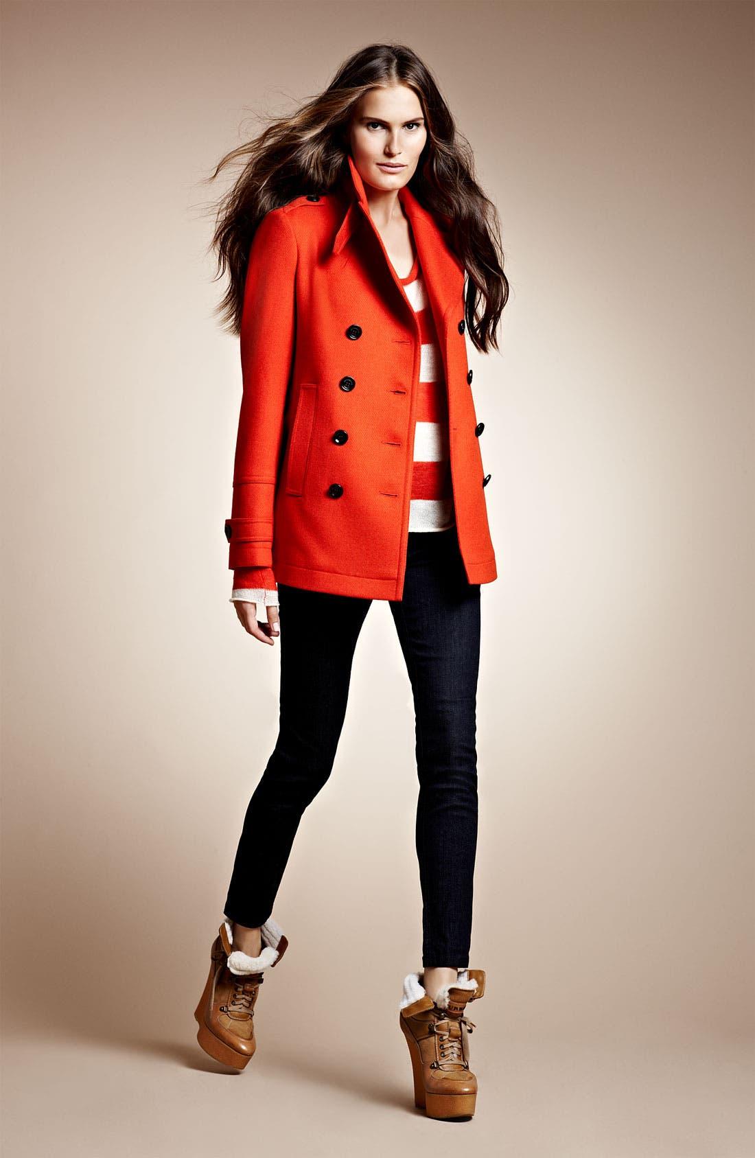 Alternate Image 4  - Burberry Brit 'Westbourne' Skinny Jeans
