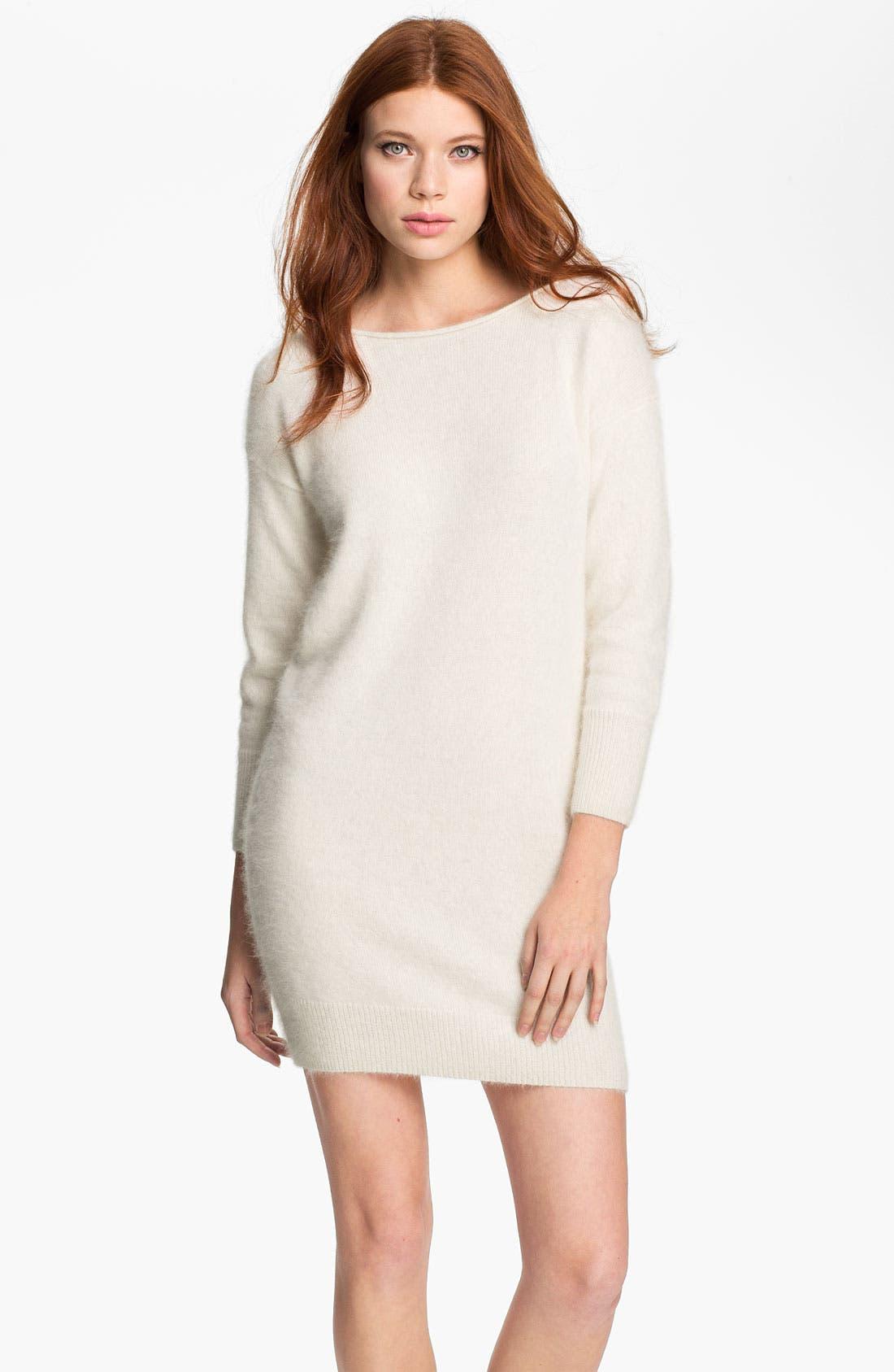 Main Image - Juicy Couture Angora Sweater Dress