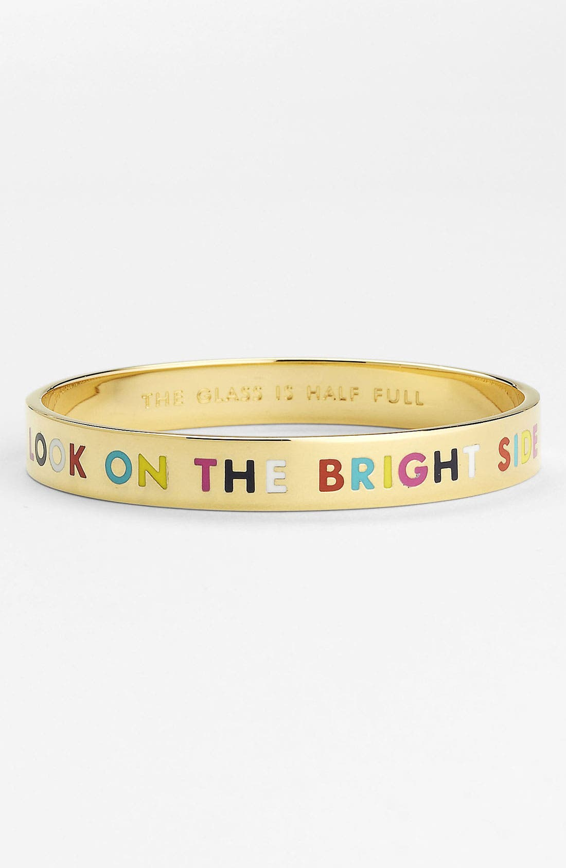 Alternate Image 1 Selected - kate spade new york 'idiom' bangle