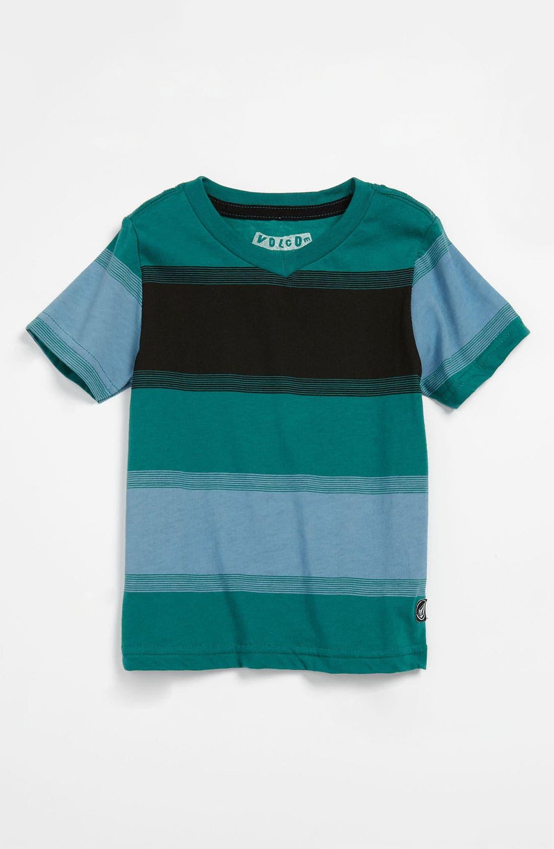 Main Image - Volcom 'Railway' T-Shirt (Toddler)