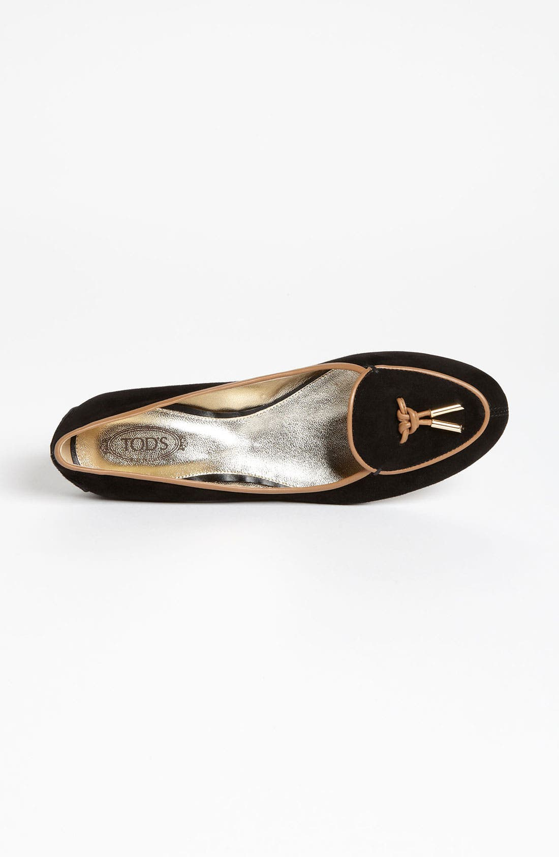 Alternate Image 3  - Tod's 'Dee Pantofola Laccetto' Loafer