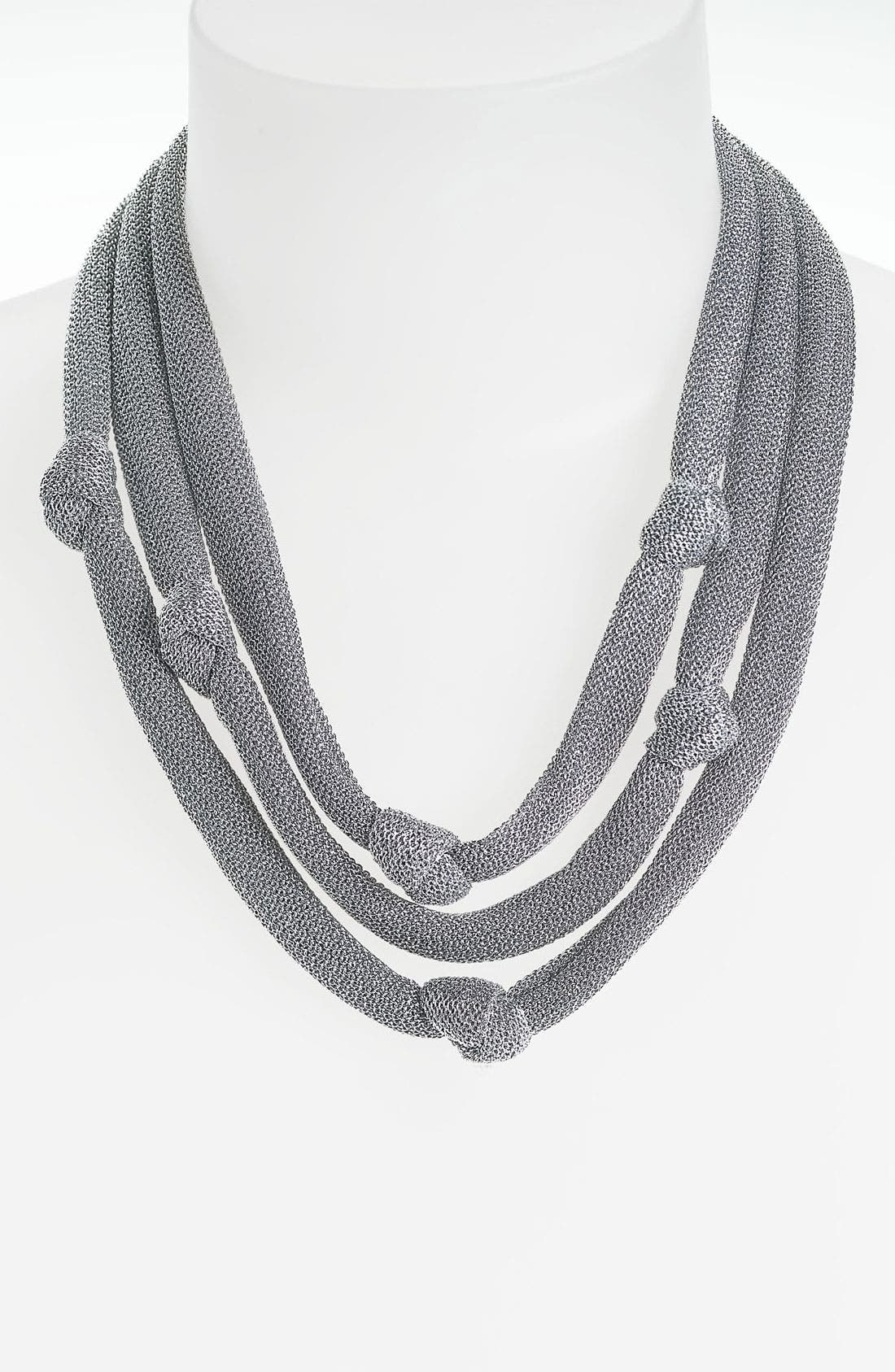 Main Image - Adami & Martucci 'Mesh' Multistrand Necklace (Nordstrom Exclusive)