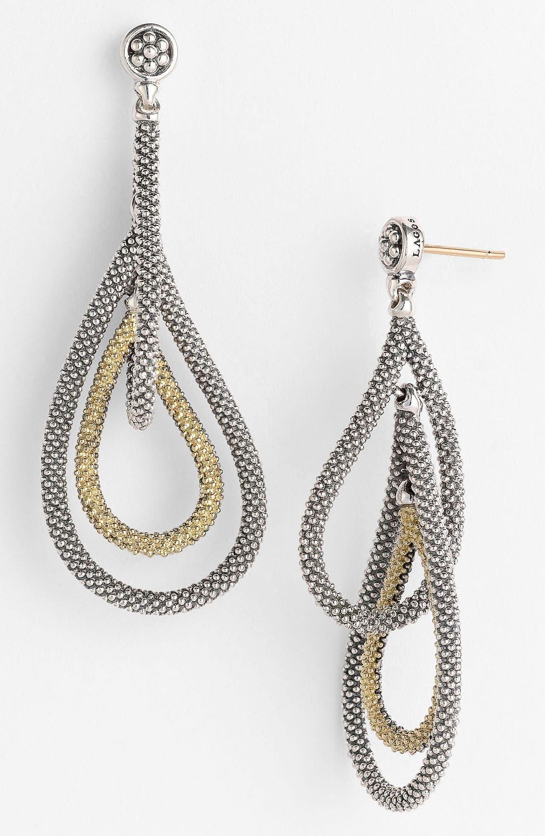 Alternate Image 1 Selected - Lagos 'Soirée' Teardrop Earrings (Online Only)