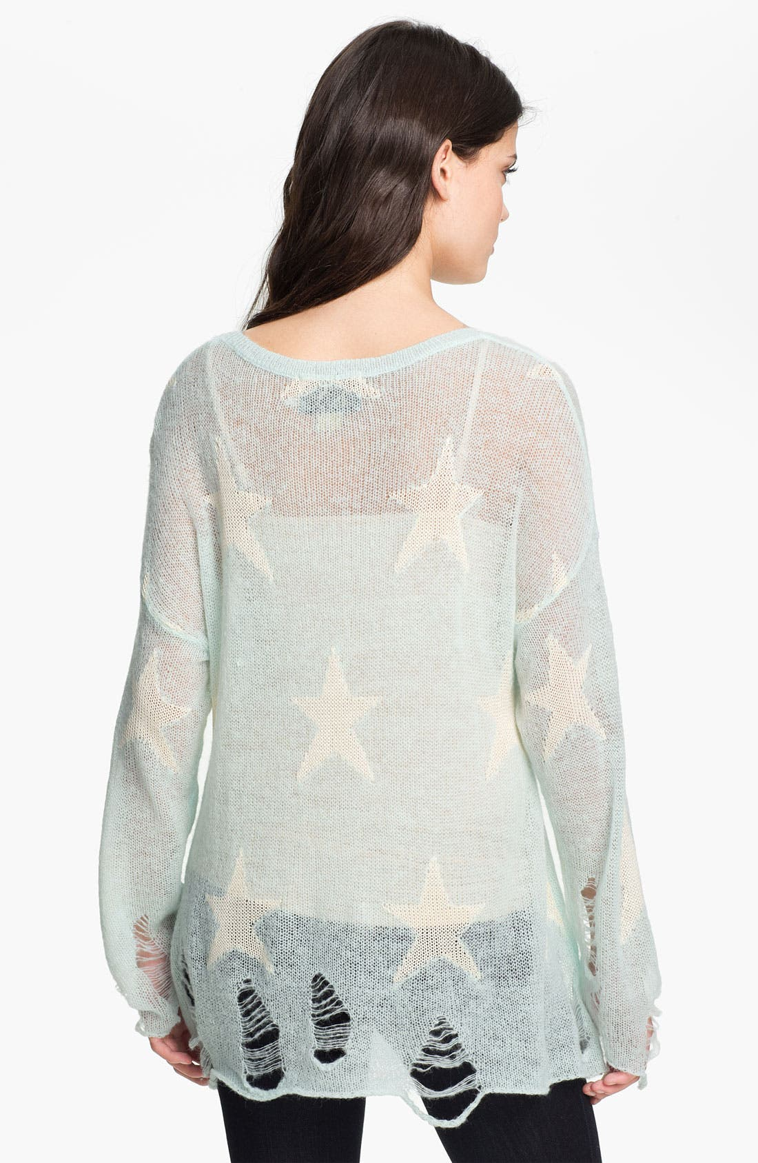 Alternate Image 2  - Wildfox 'Seeing Stars' Sweater