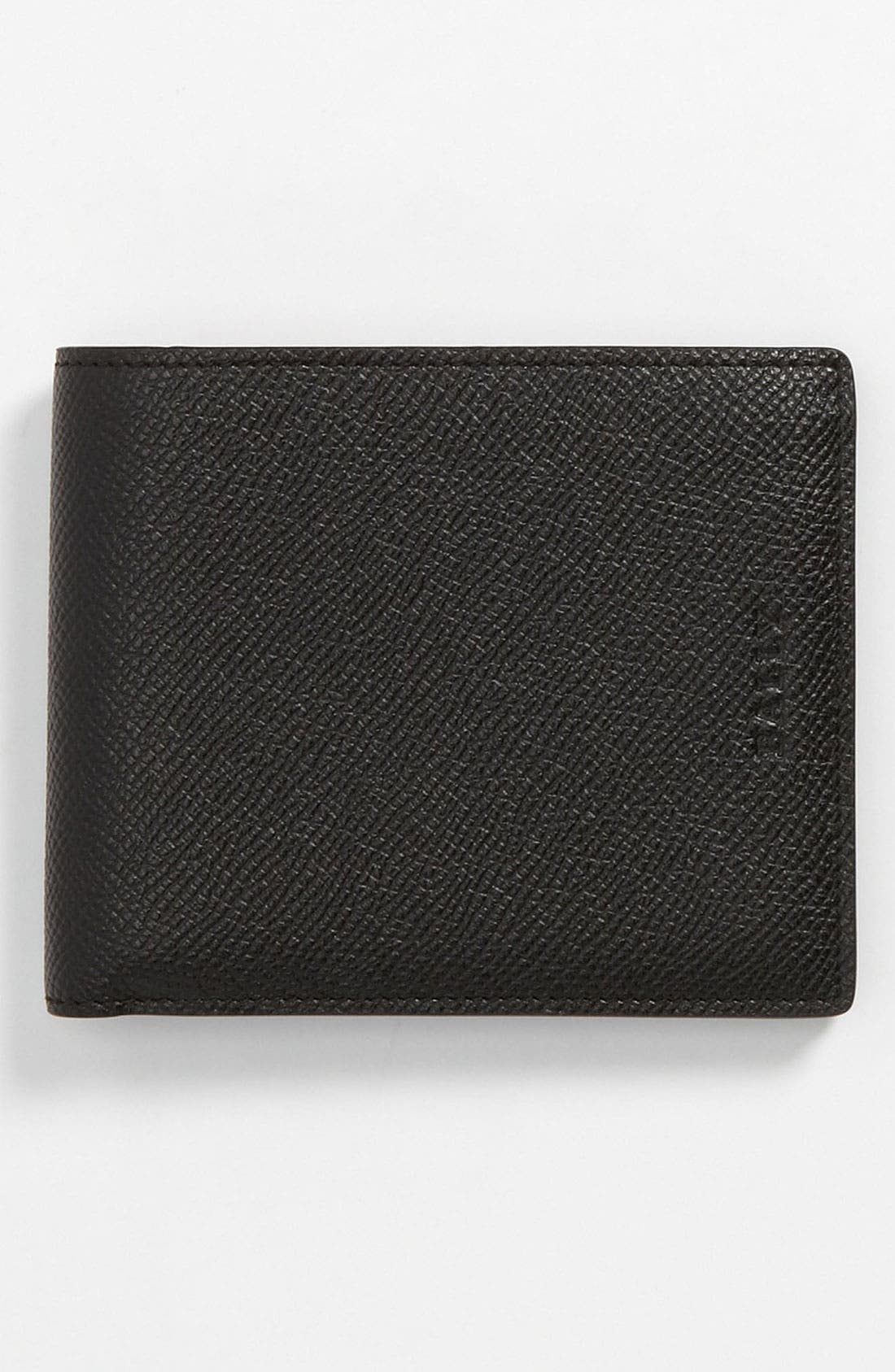 Alternate Image 2  - Bally Calfskin Wallet