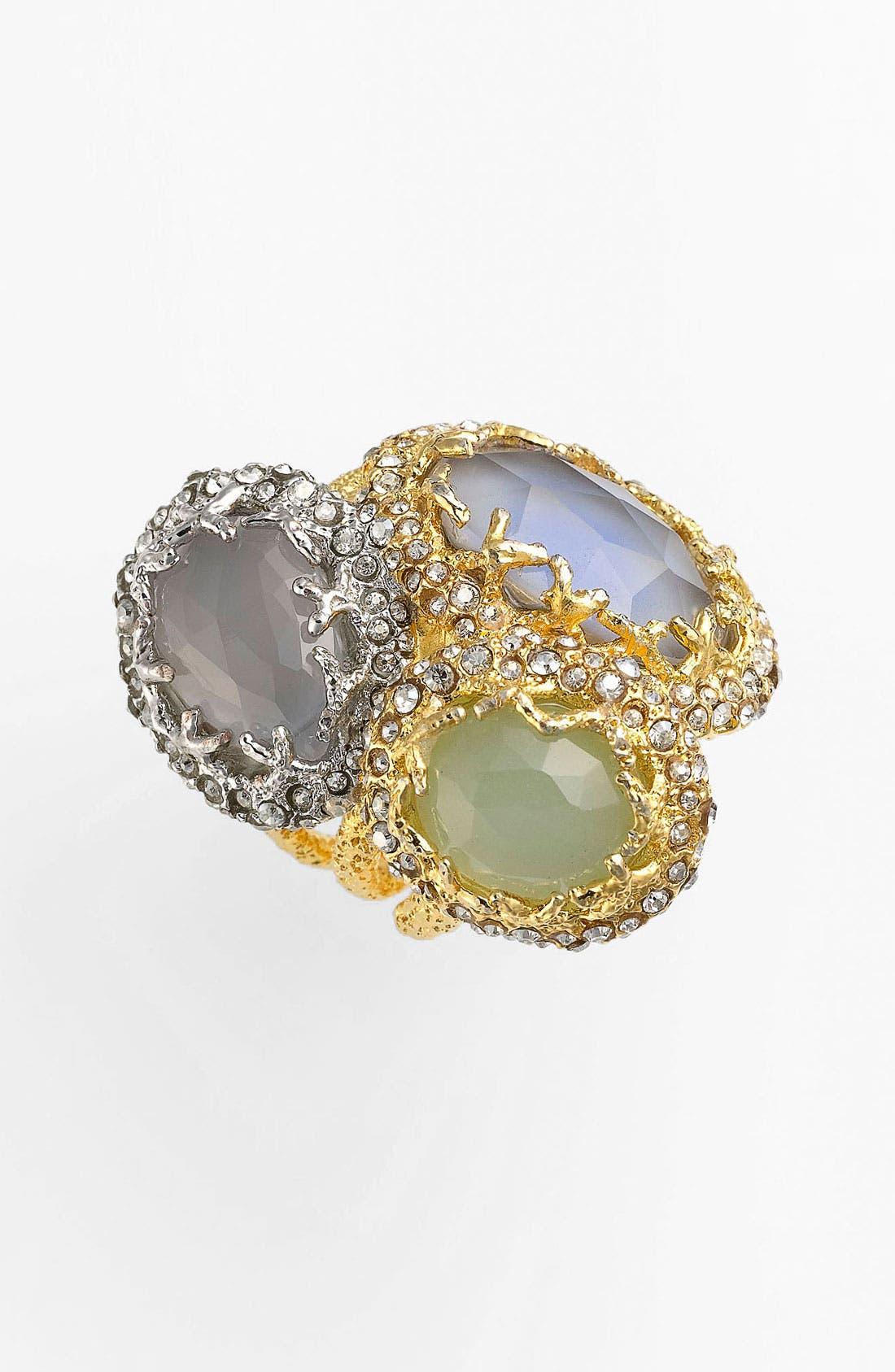 Alternate Image 1 Selected - Alexis Bittar 'Elements - Siyabona' Cluster Stone Ring