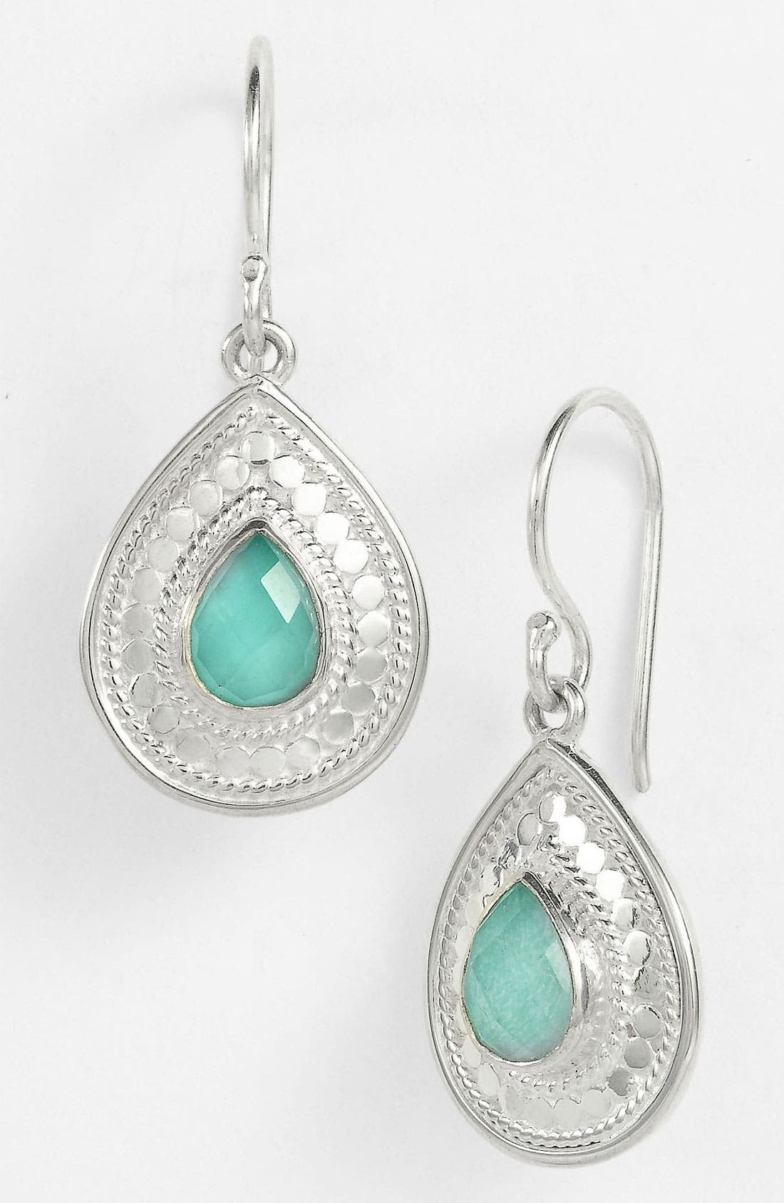 Alternate Image 1 Selected - Anna Beck 'Gili' Teardrop Earrings