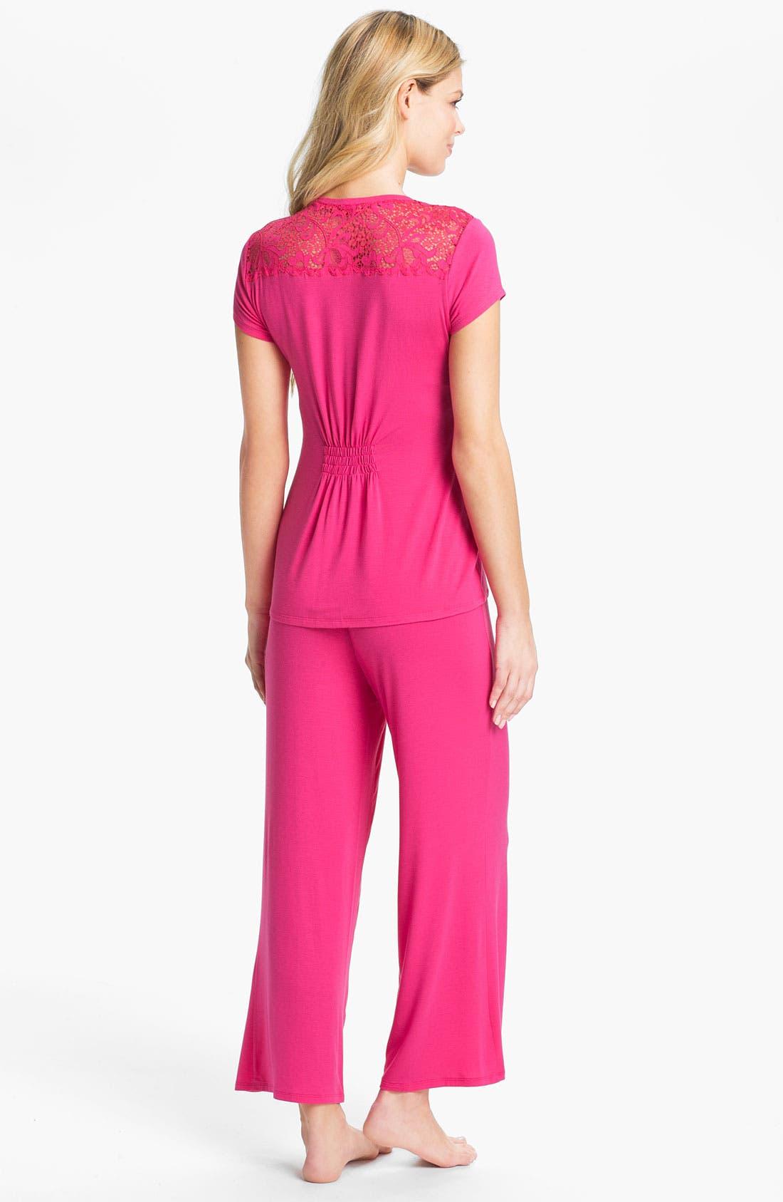 Alternate Image 2  - Josie 'Nora' Pajamas