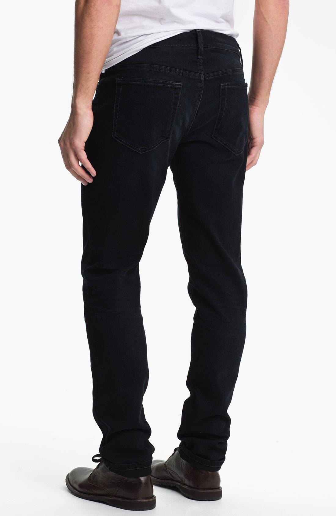 Alternate Image 1 Selected - Joe's Super Slim Jeans (Nathan)