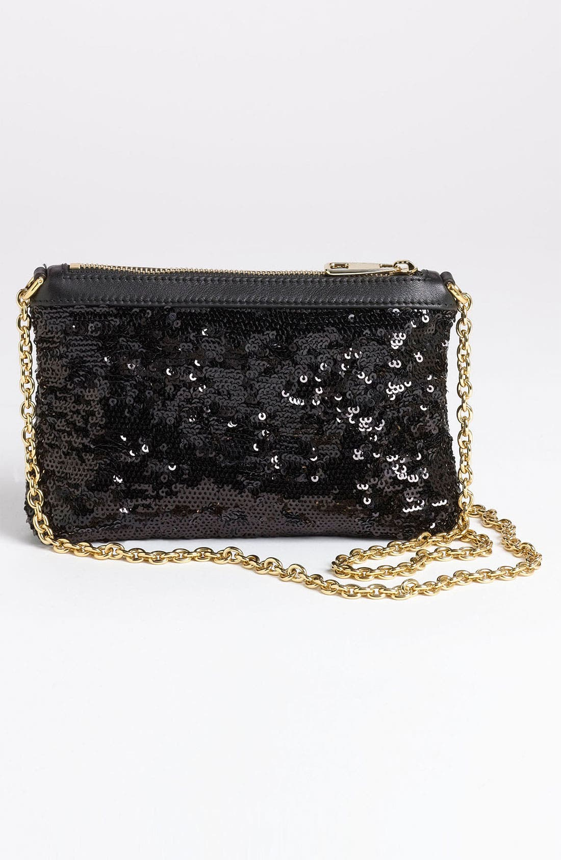 Alternate Image 4  - Dolce&Gabbana 'Miss Mini' Sequin Crossbody Bag