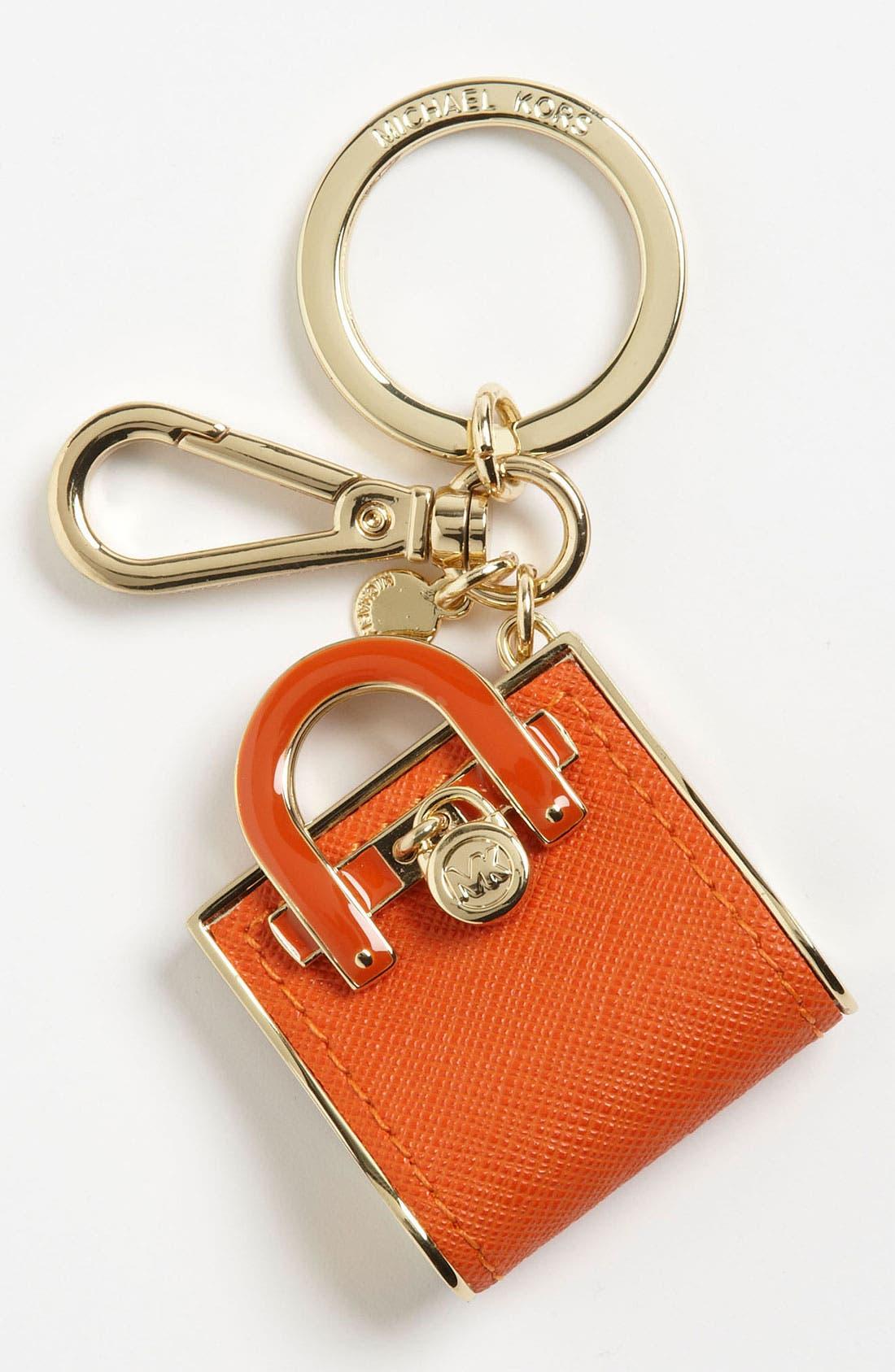 Alternate Image 1 Selected - MICHAEL Michael Kors 'Hamilton' Key Ring