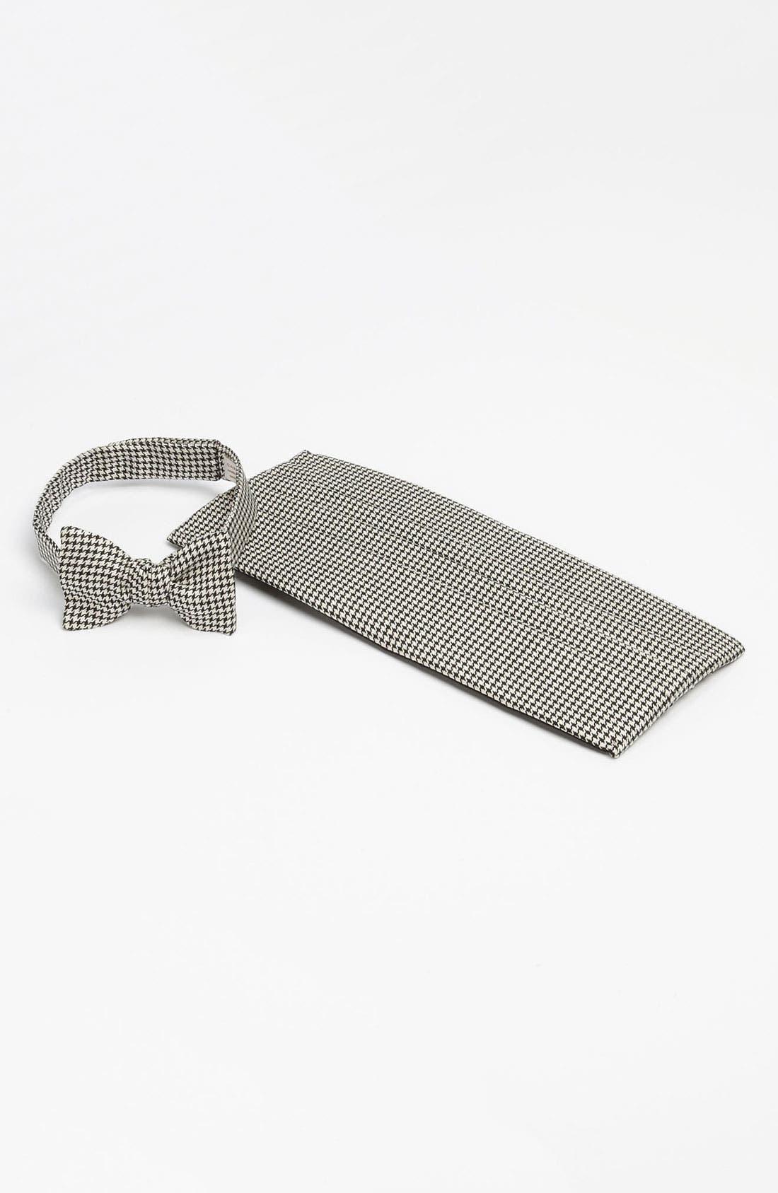 Main Image - Carrot & Gibbs Cummerbund & Bow Tie