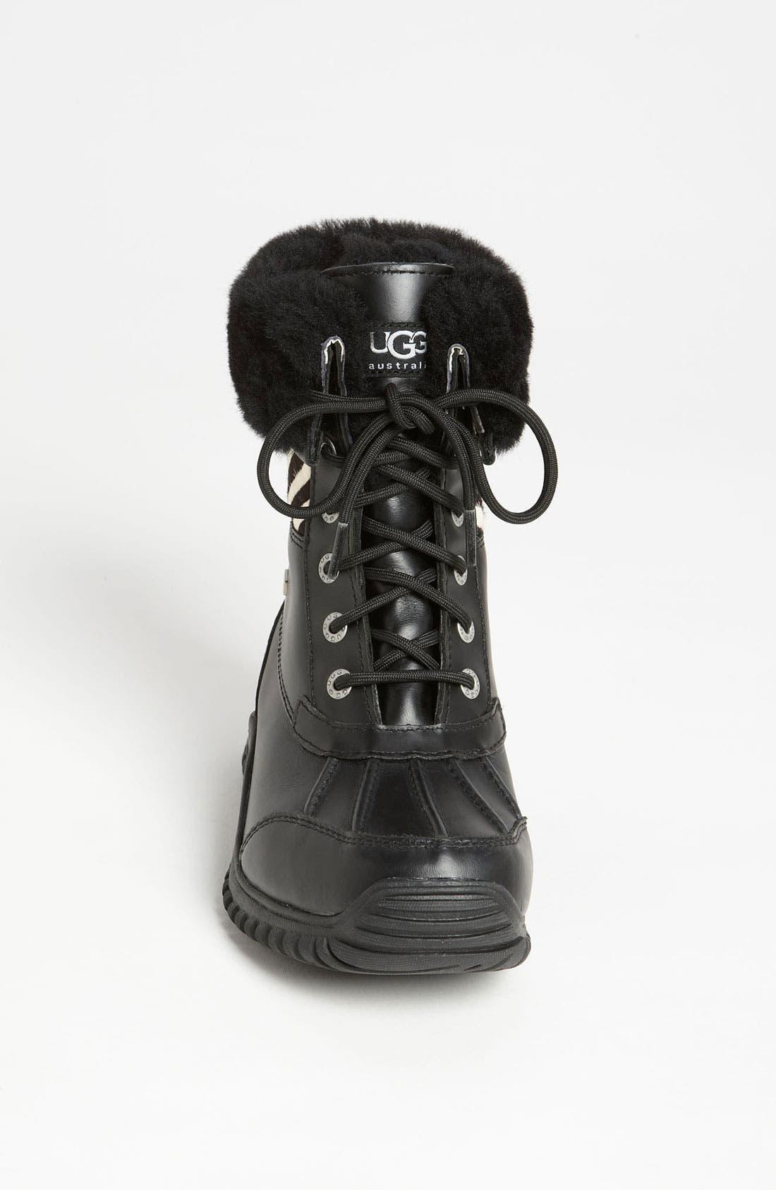 Alternate Image 3  - UGG® Australia 'Adirondack Exotic' Boot (Women)
