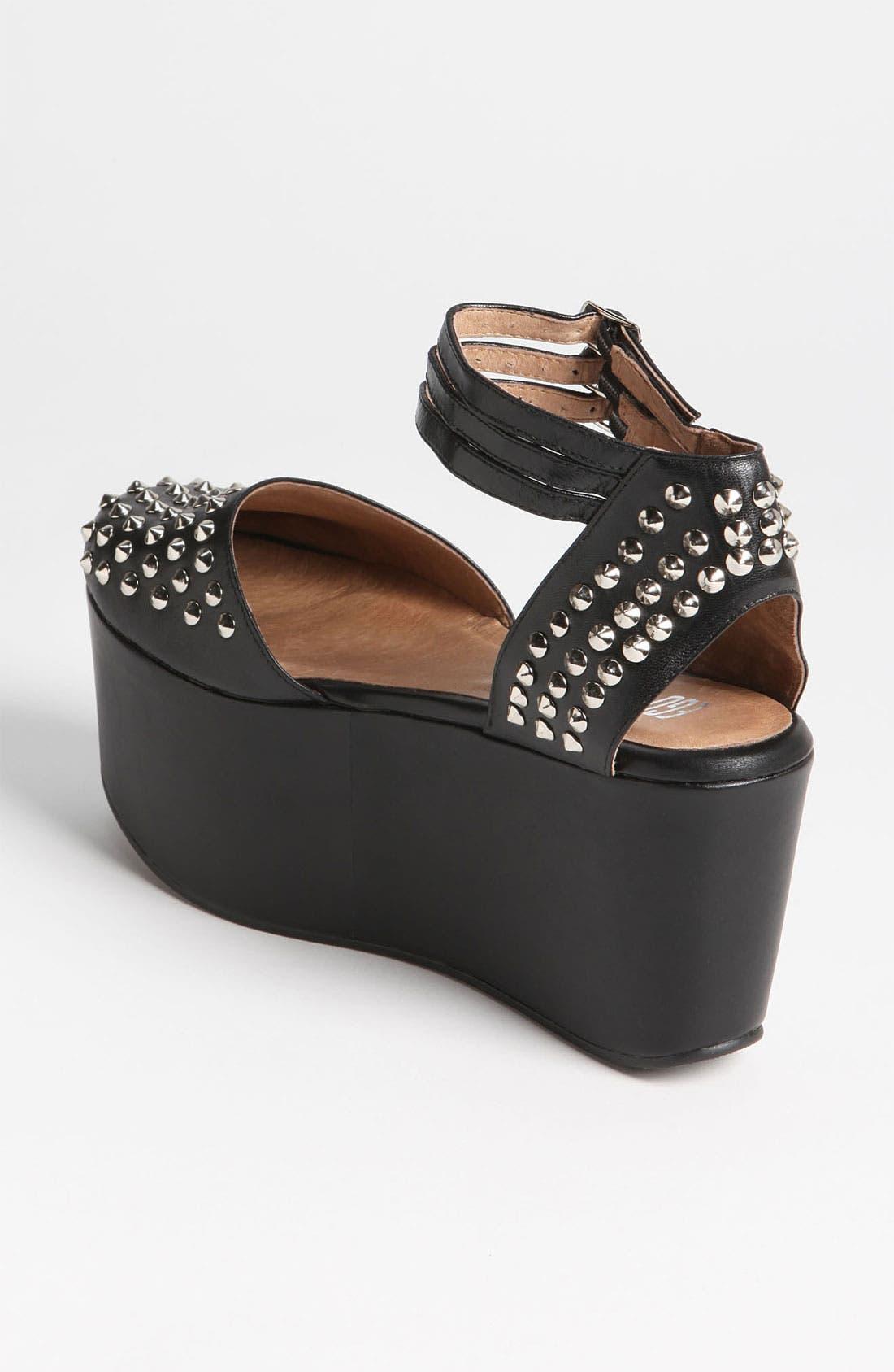 Alternate Image 2  - EGO and GREED 'She Cray' Platform Sandal