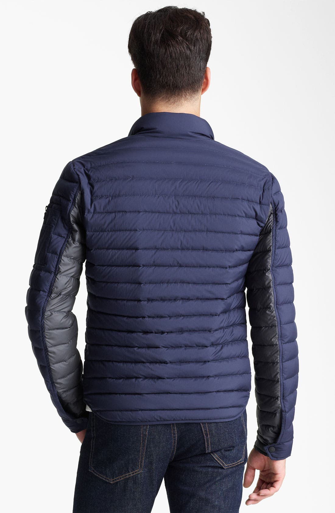Alternate Image 2  - rag & bone 'Chelsea' Quilted Jacket