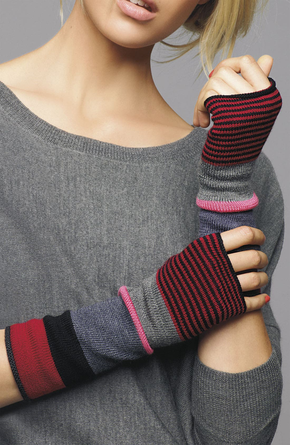 Alternate Image 5  - Eileen Fisher Merino Glovettes