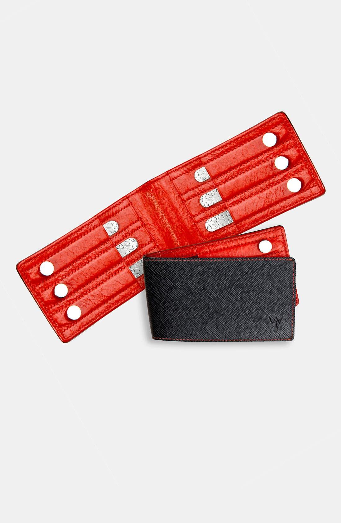 Alternate Image 1 Selected - Würkin Stiffs 'Designer Edition - Power' Collar Stays (6-Piece Set)