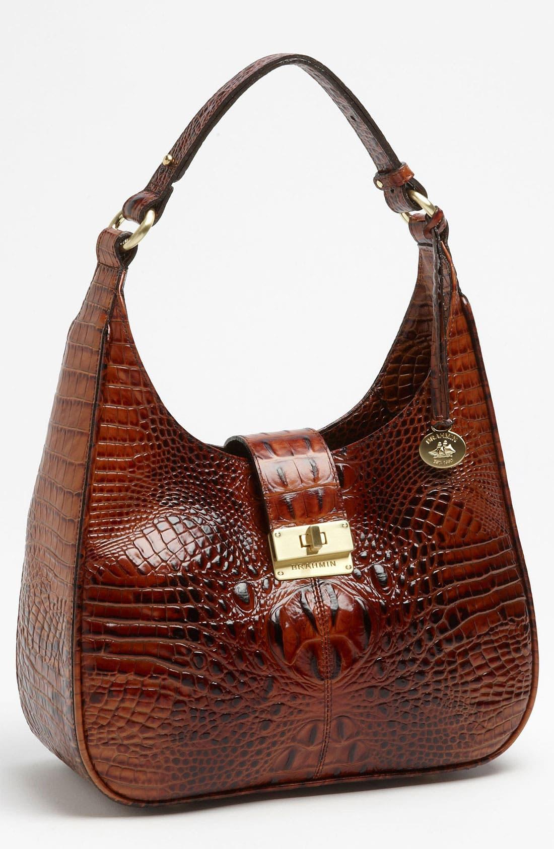 Alternate Image 1 Selected - Brahmin 'Quinn' Shoulder Bag