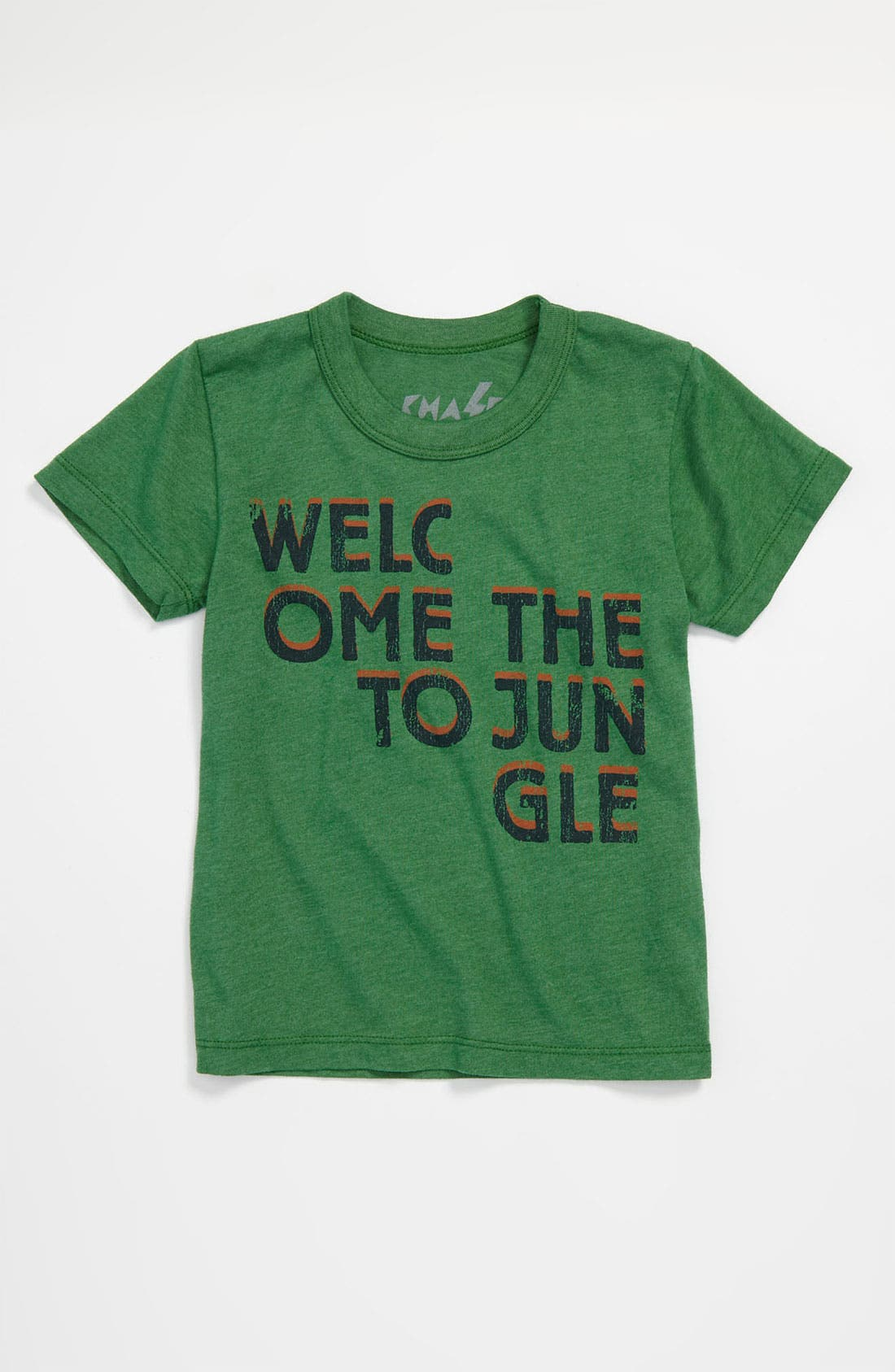Alternate Image 1 Selected - Chaser 'Welcome To The Jungle' T-Shirt (Toddler)